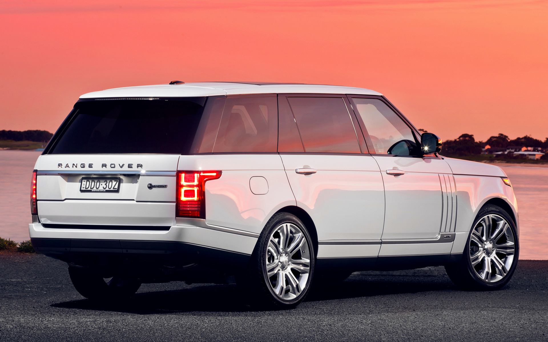 2016 range rover svautobiography lwb au wallpapers and hd images car pixel. Black Bedroom Furniture Sets. Home Design Ideas