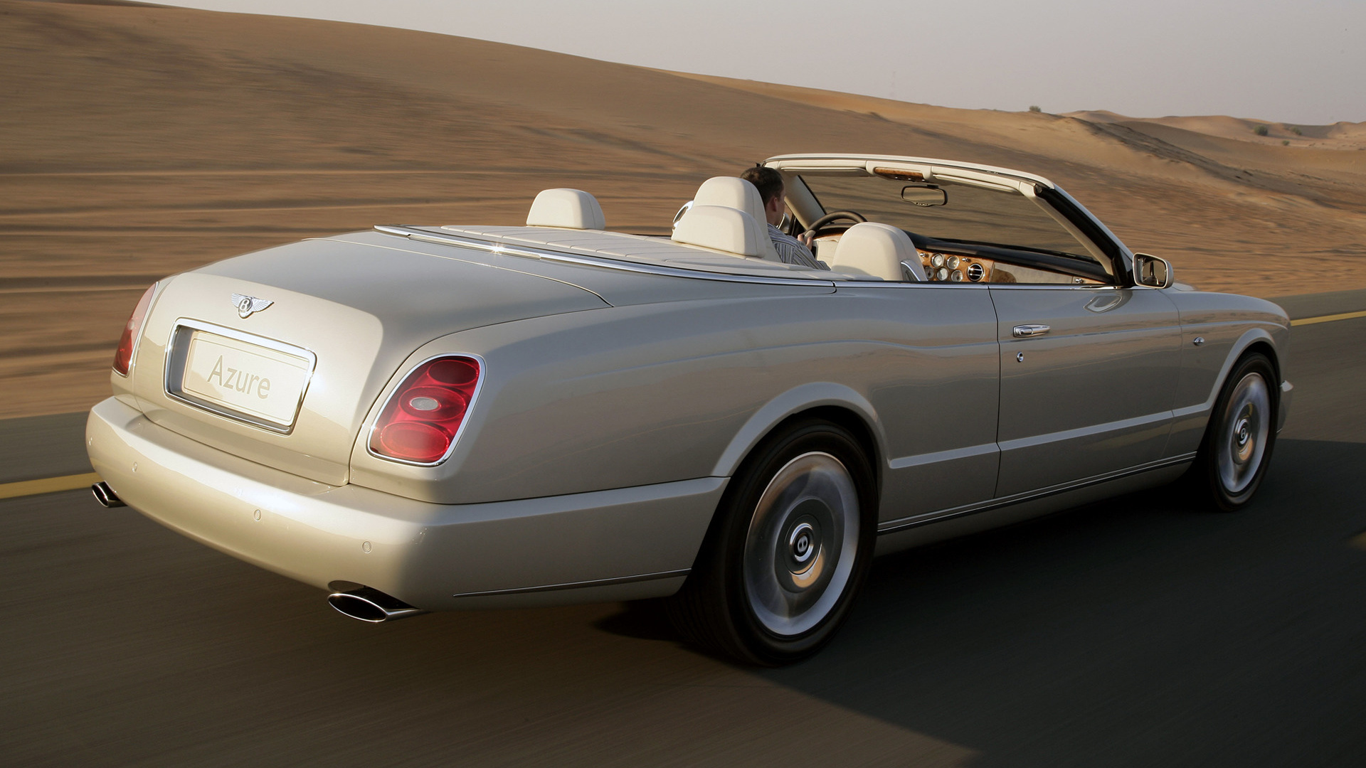 Bentley azure 2006 wallpapers and hd images car pixel hd 169 vanachro Image collections