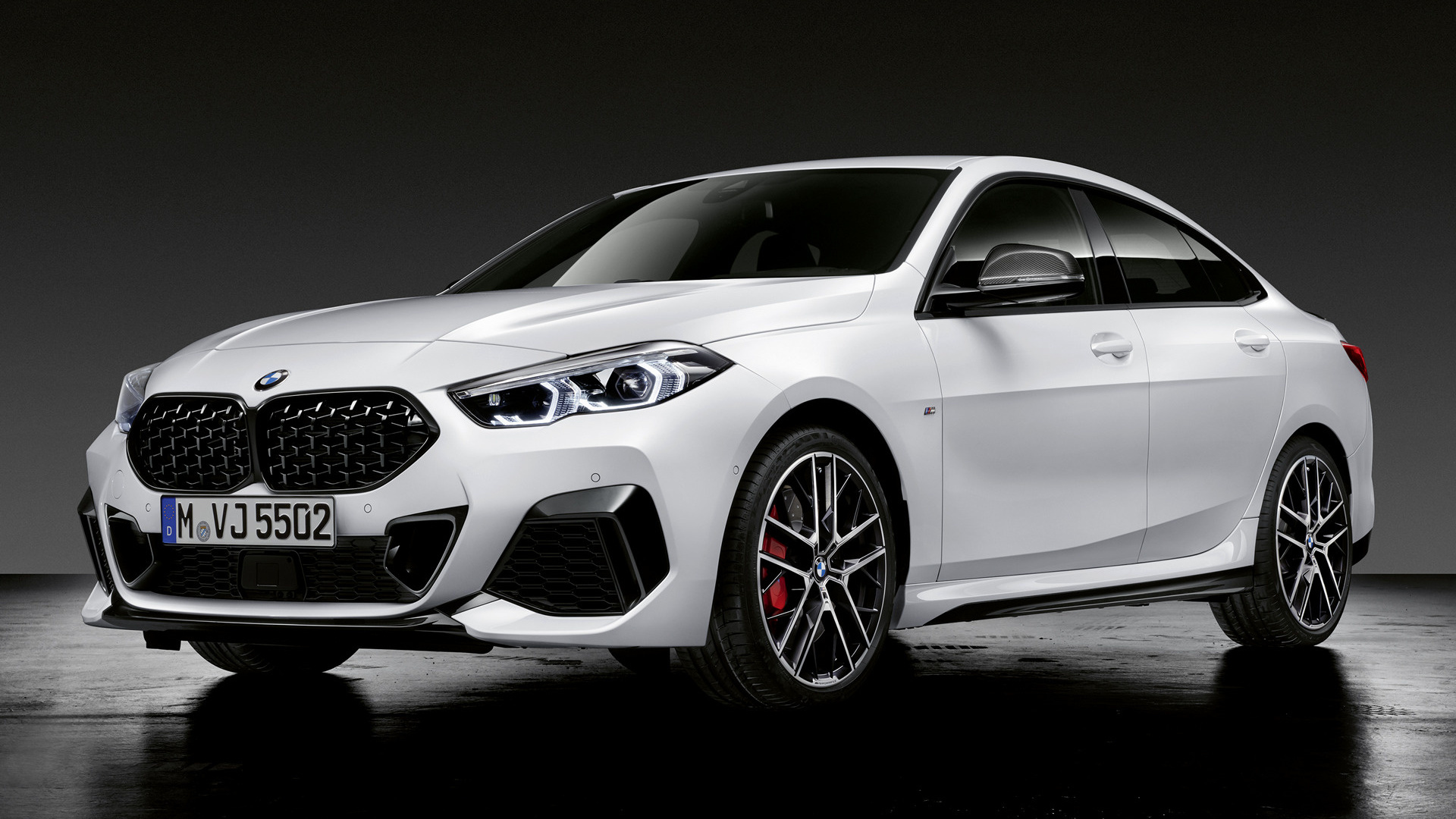 2020 BMW M235i Gran Coupe with M Performance Parts ...
