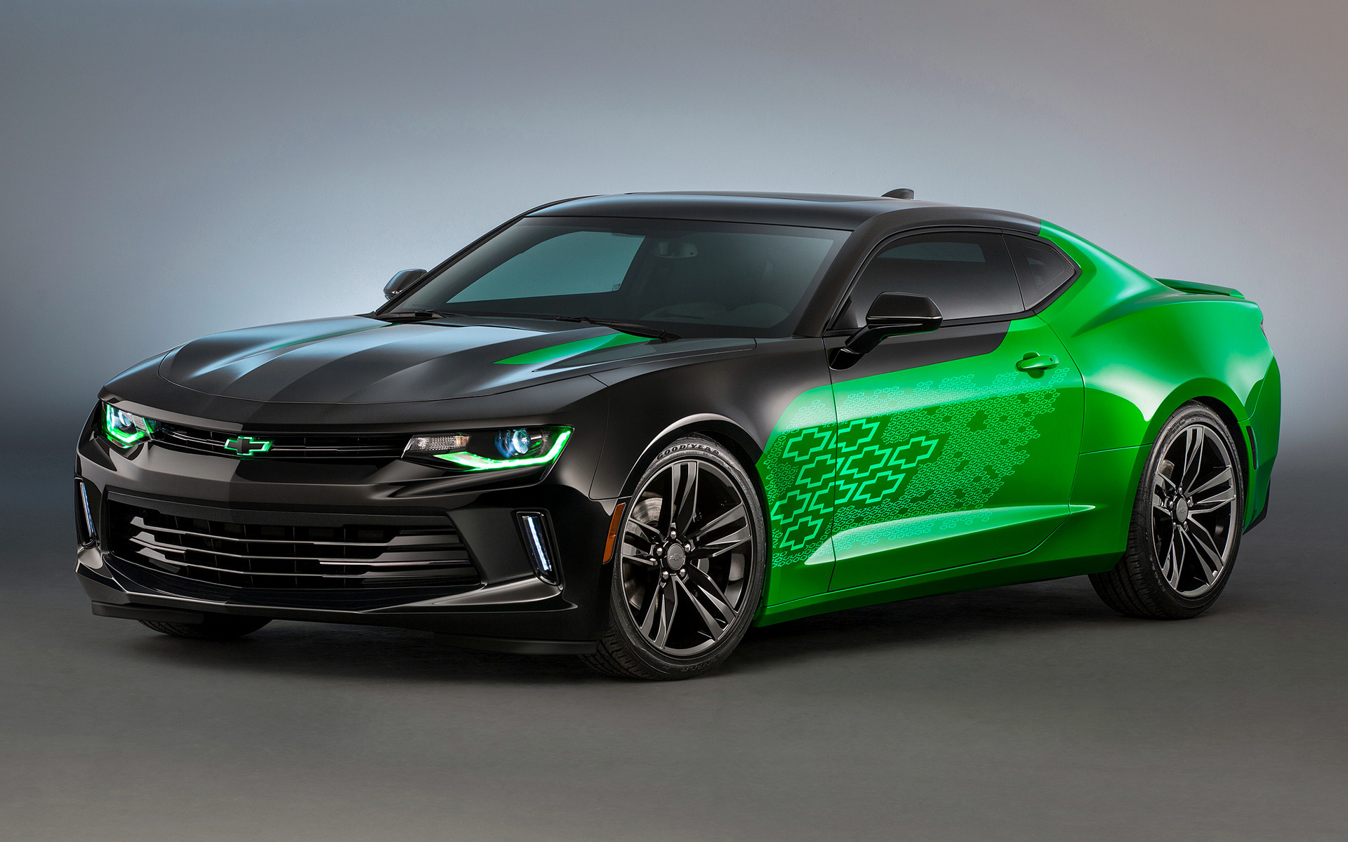 Who Makes Cadillac >> Chevrolet Camaro Krypton Concept (2015) Wallpapers and HD ...