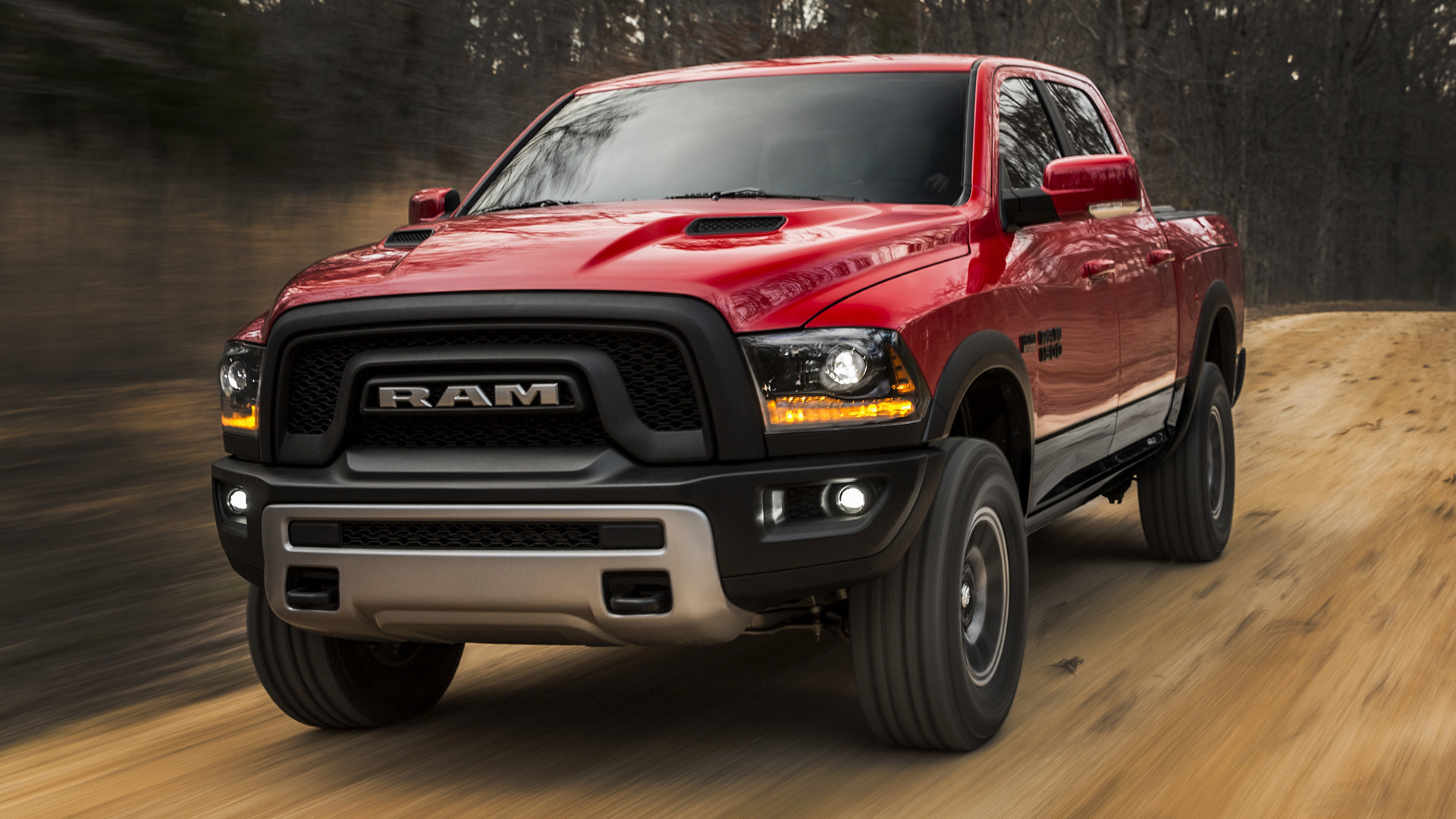 Ram 1500 Rebel >> 2015 Ram 1500 Rebel Crew Cab - Wallpapers and HD Images | Car Pixel