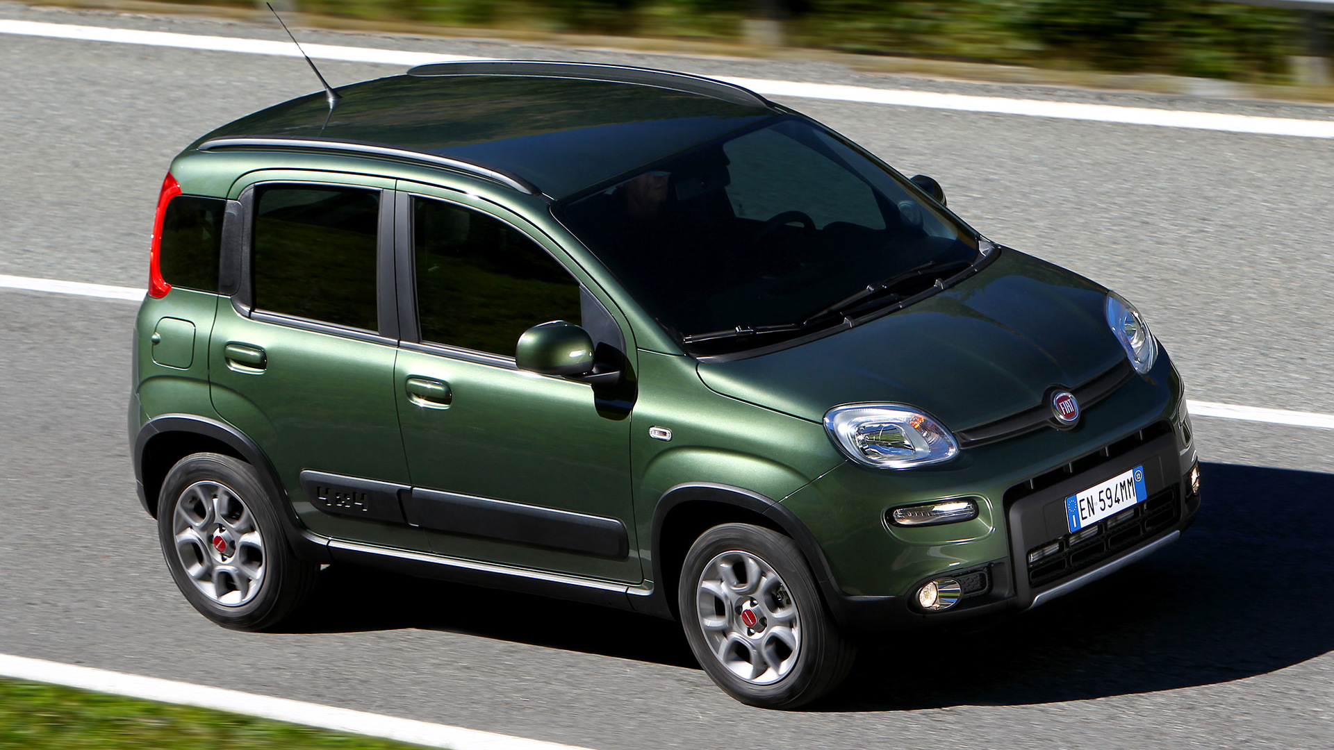 fiat panda 4x4 2012 wallpapers and hd images car pixel. Black Bedroom Furniture Sets. Home Design Ideas