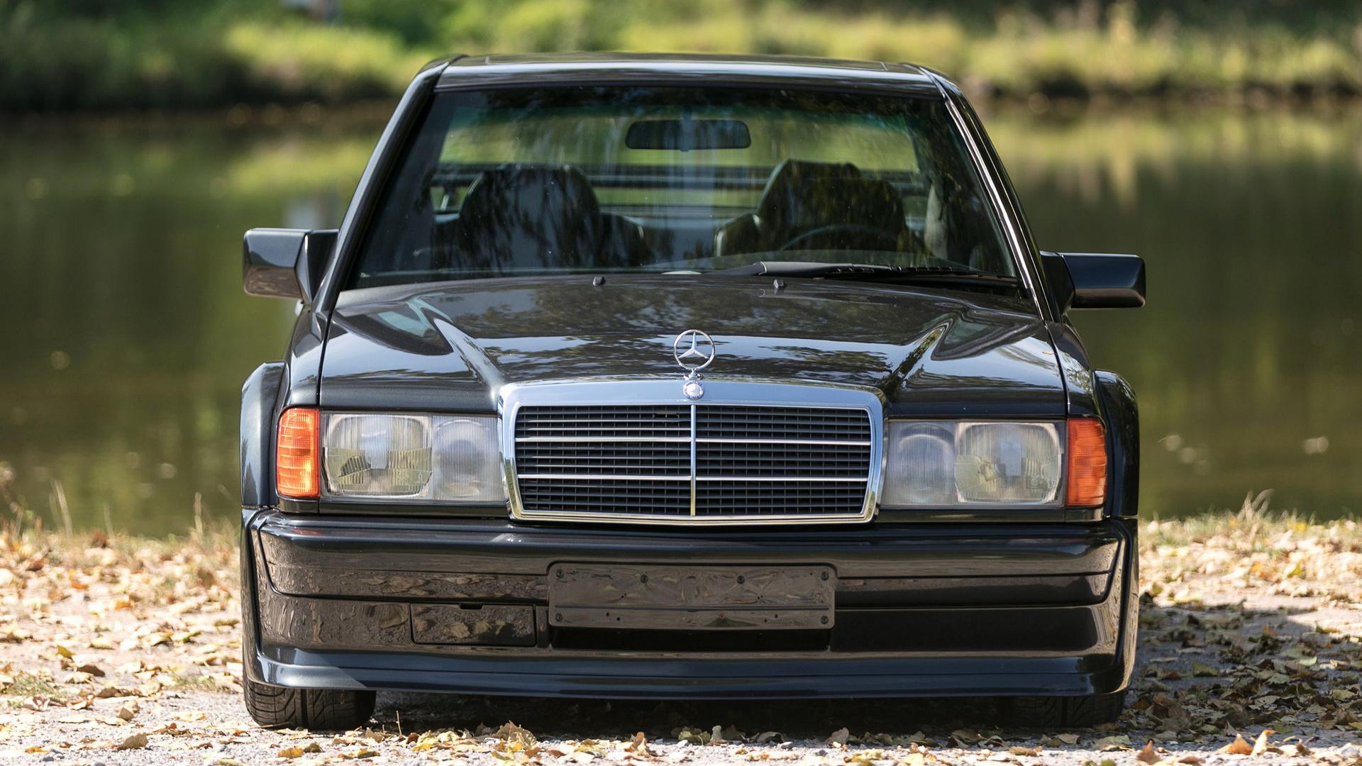 190 Vertical Wallpaper Hd: 1989 Mercedes-Benz 190 E 16v Evolution