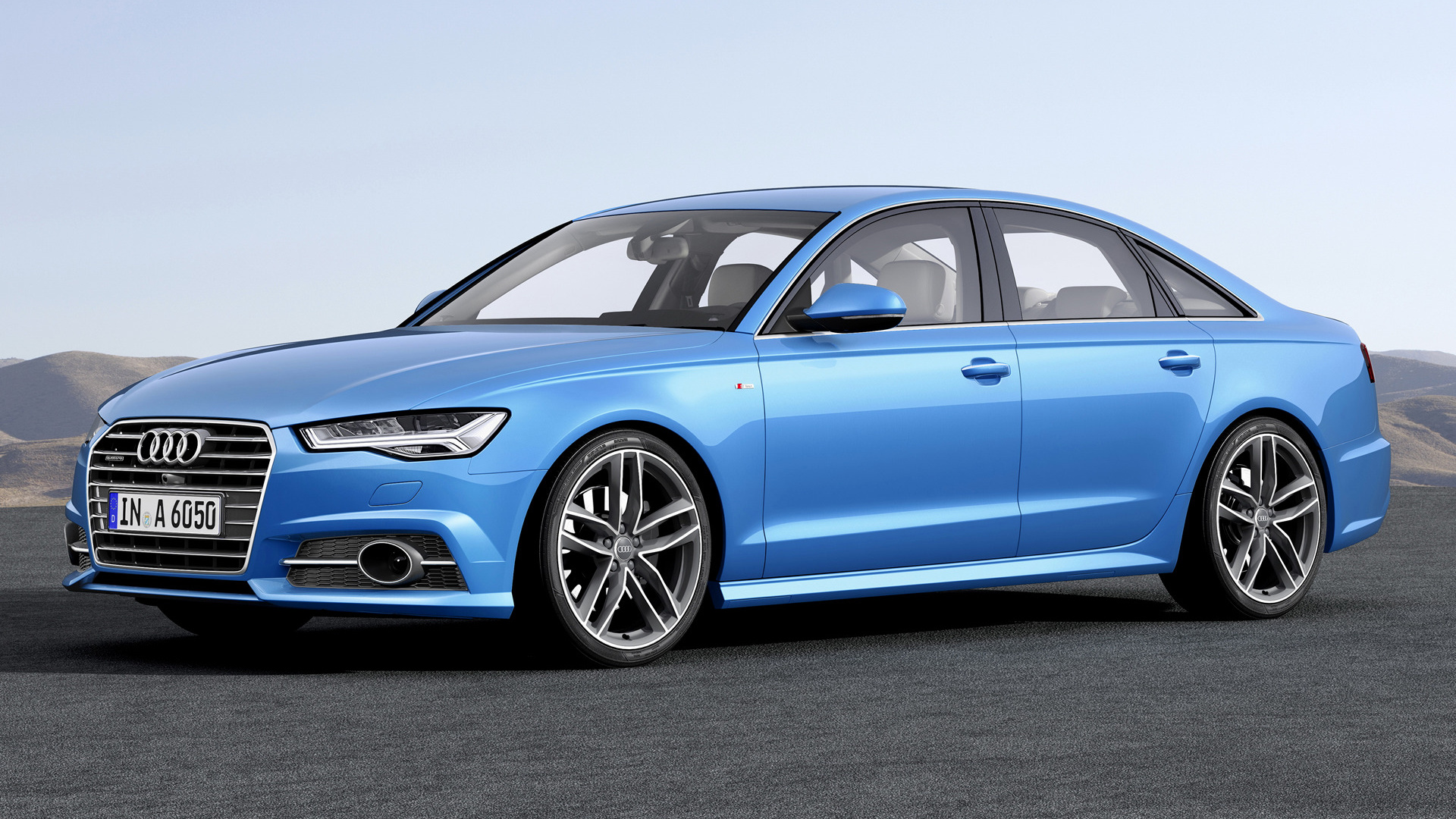 2014 Audi A6 Sedan S line - Wallpapers and HD Images   Car ...
