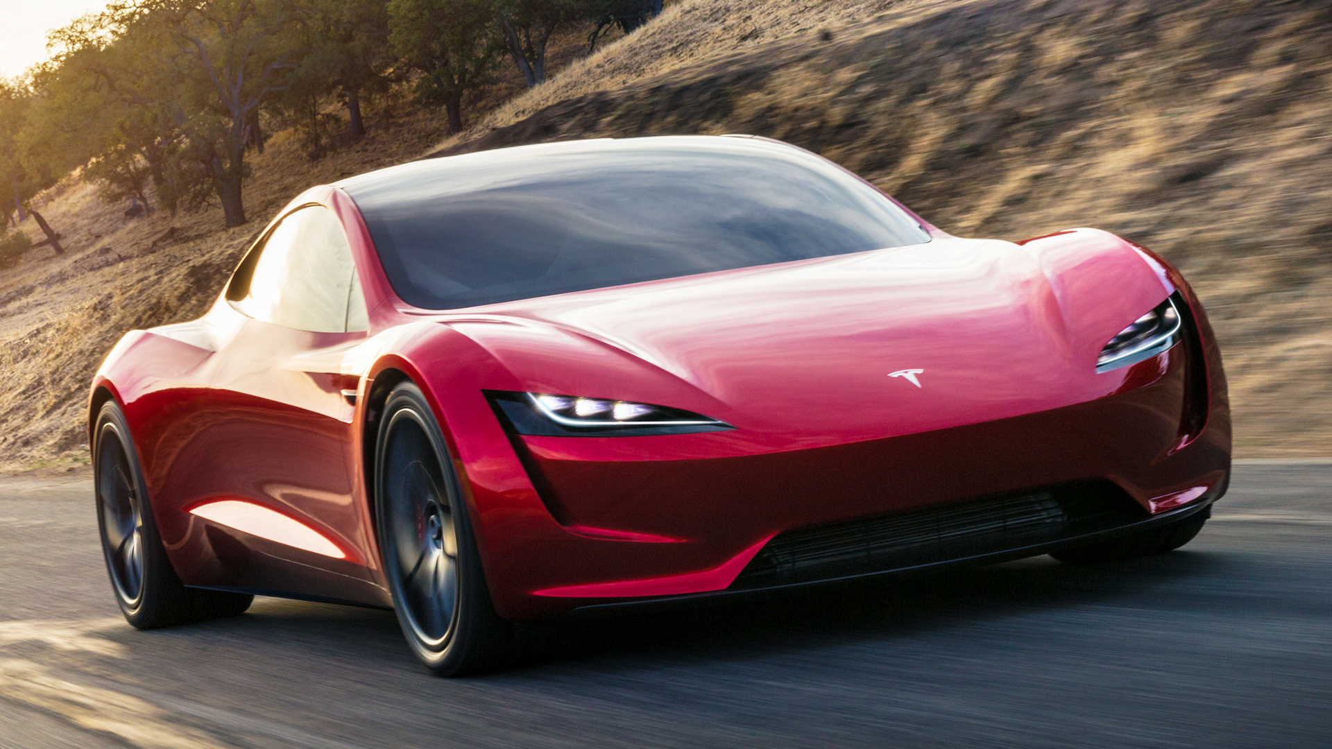 2019 Tesla Roadster - Wallpapers and HD Images | Car Pixel