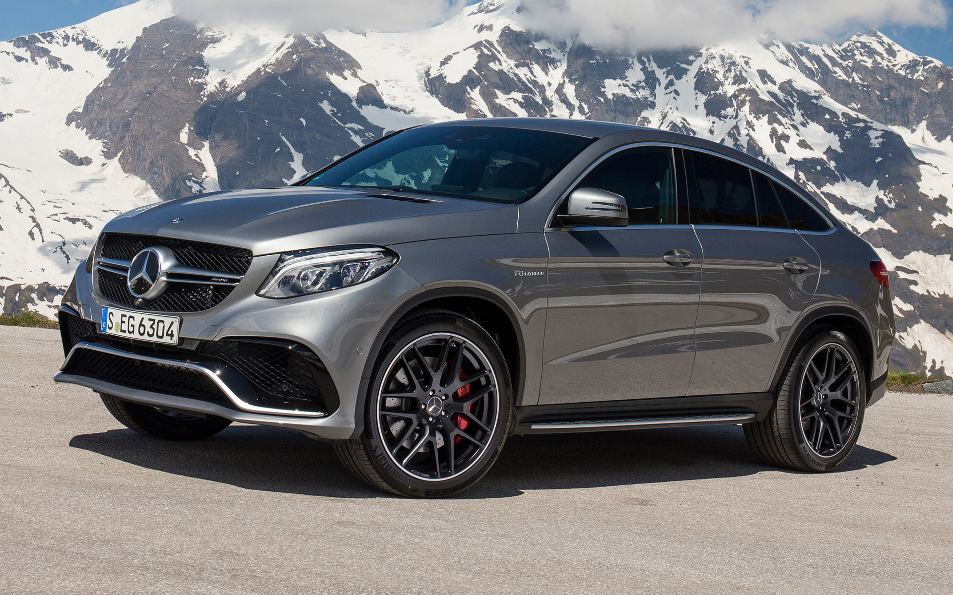 2015 Mercedes Amg Gle 63 S Coupe Wallpapers And Hd