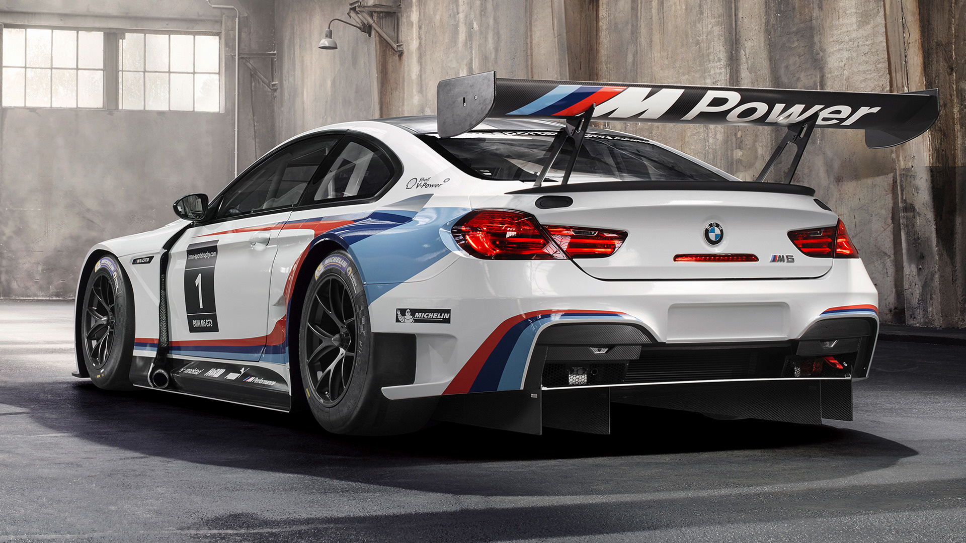 Bmw M6 Gt3 2015 Wallpapers And Hd Images Car Pixel