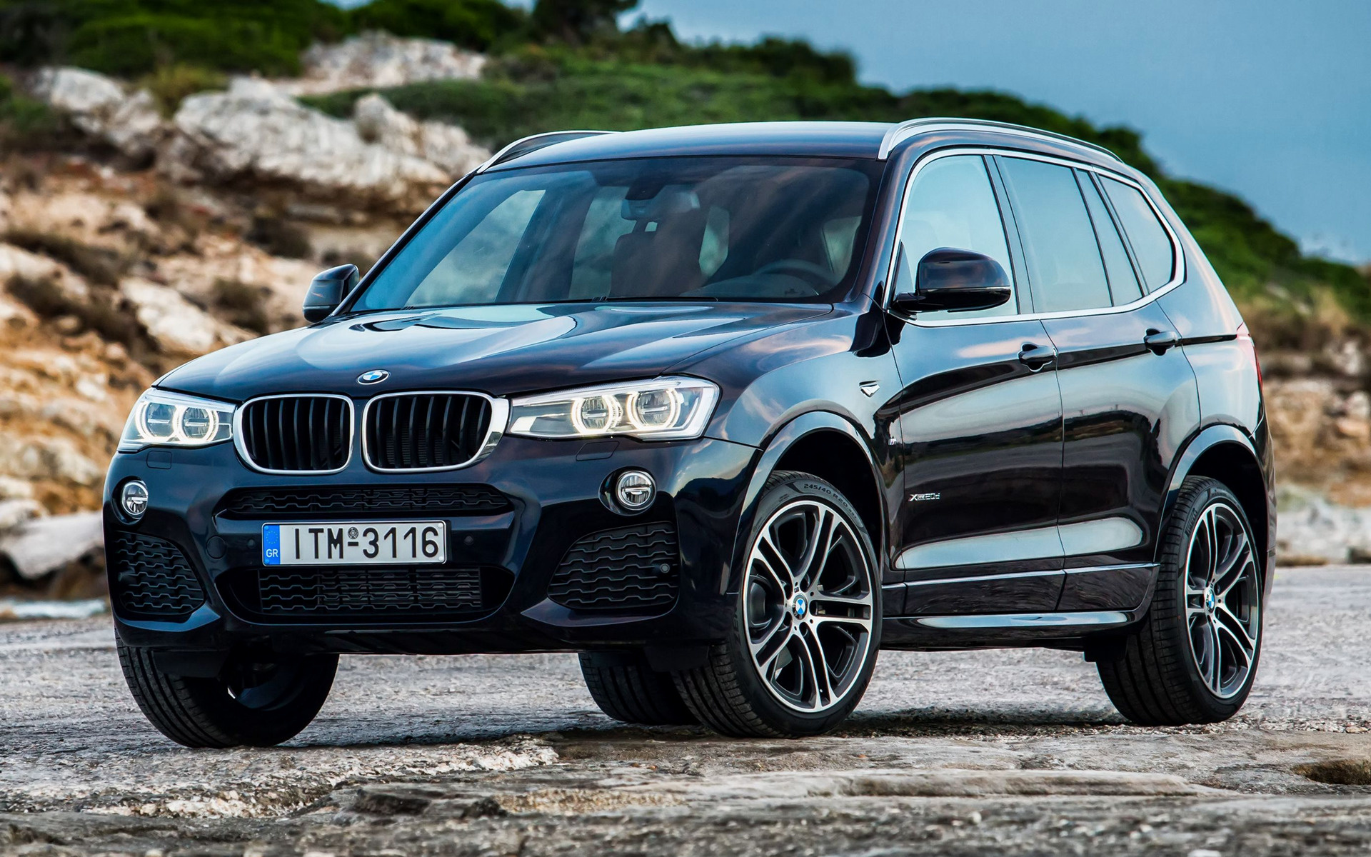 2017 Bmw X3 M Sport Limited Edition Wallpapers And Hd