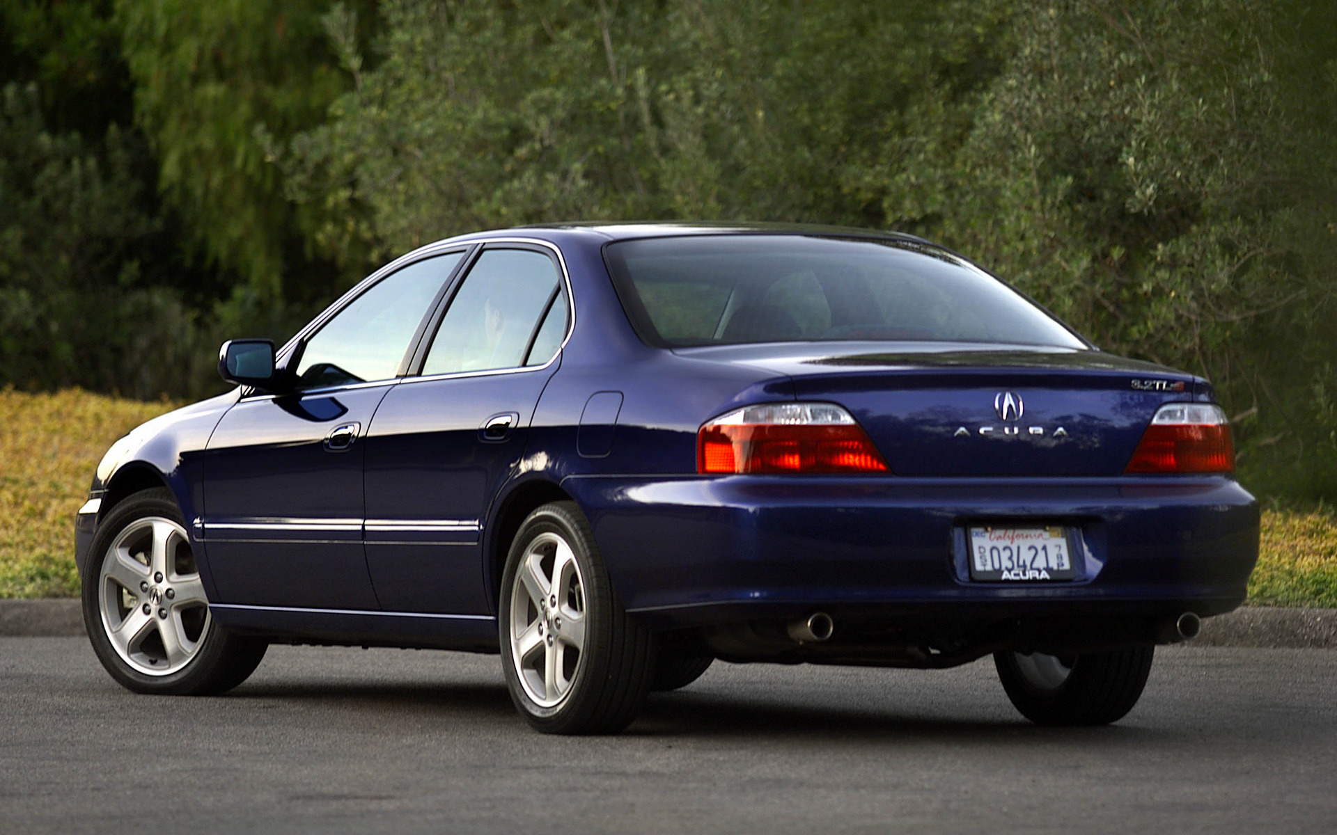2002 Acura Tl Type S Wallpapers And Hd Images Car Pixel
