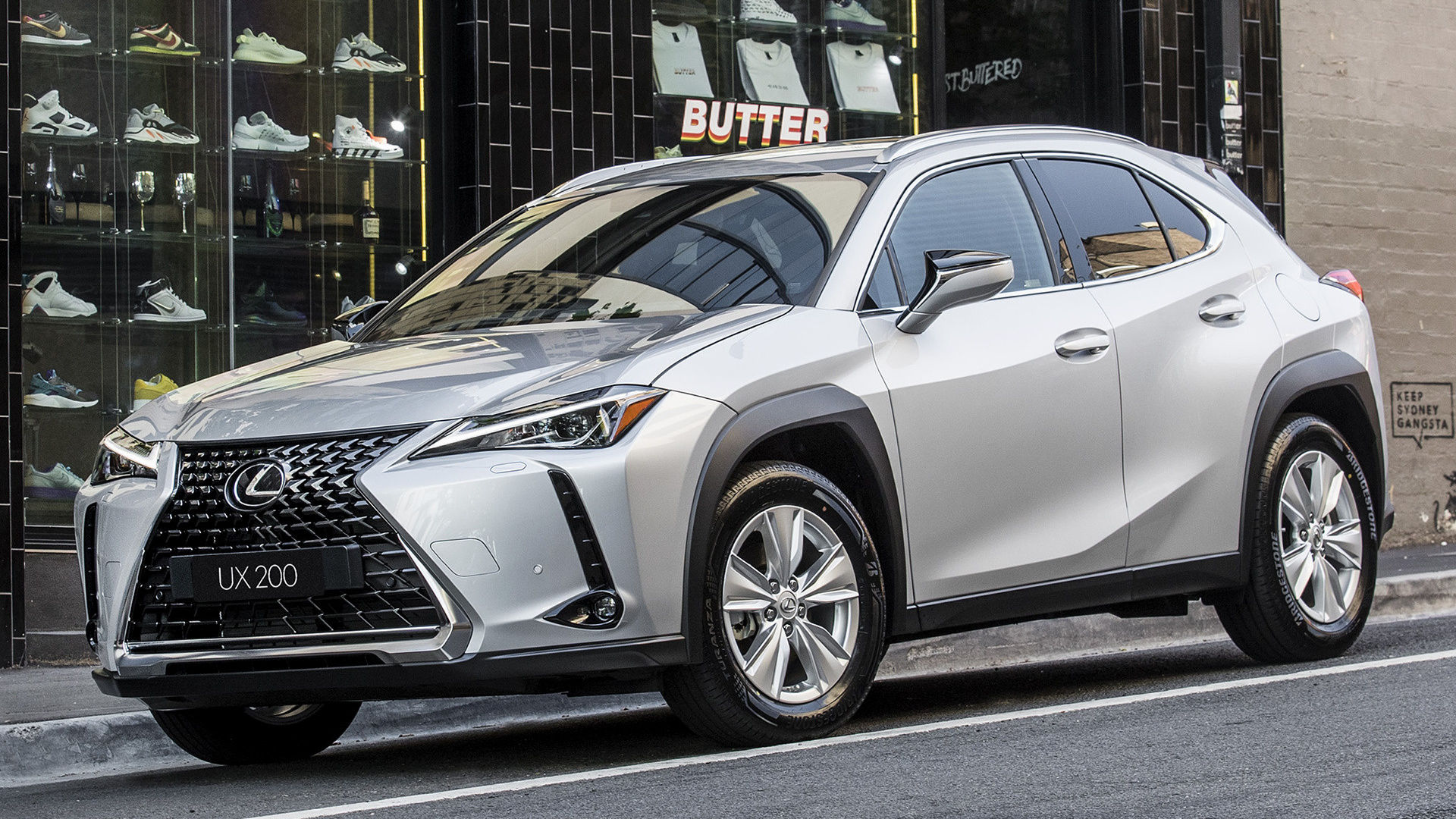 lexus ux au wallpapers  hd images car pixel