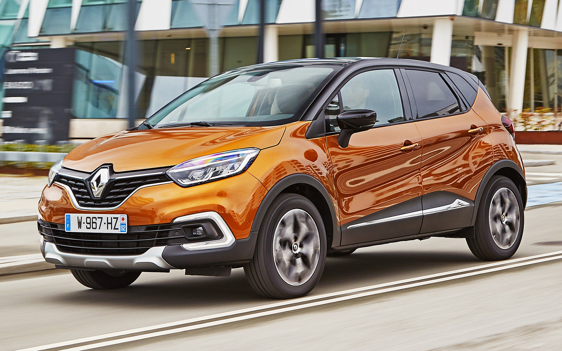 renault captur 2017 wallpapers and hd images car pixel. Black Bedroom Furniture Sets. Home Design Ideas