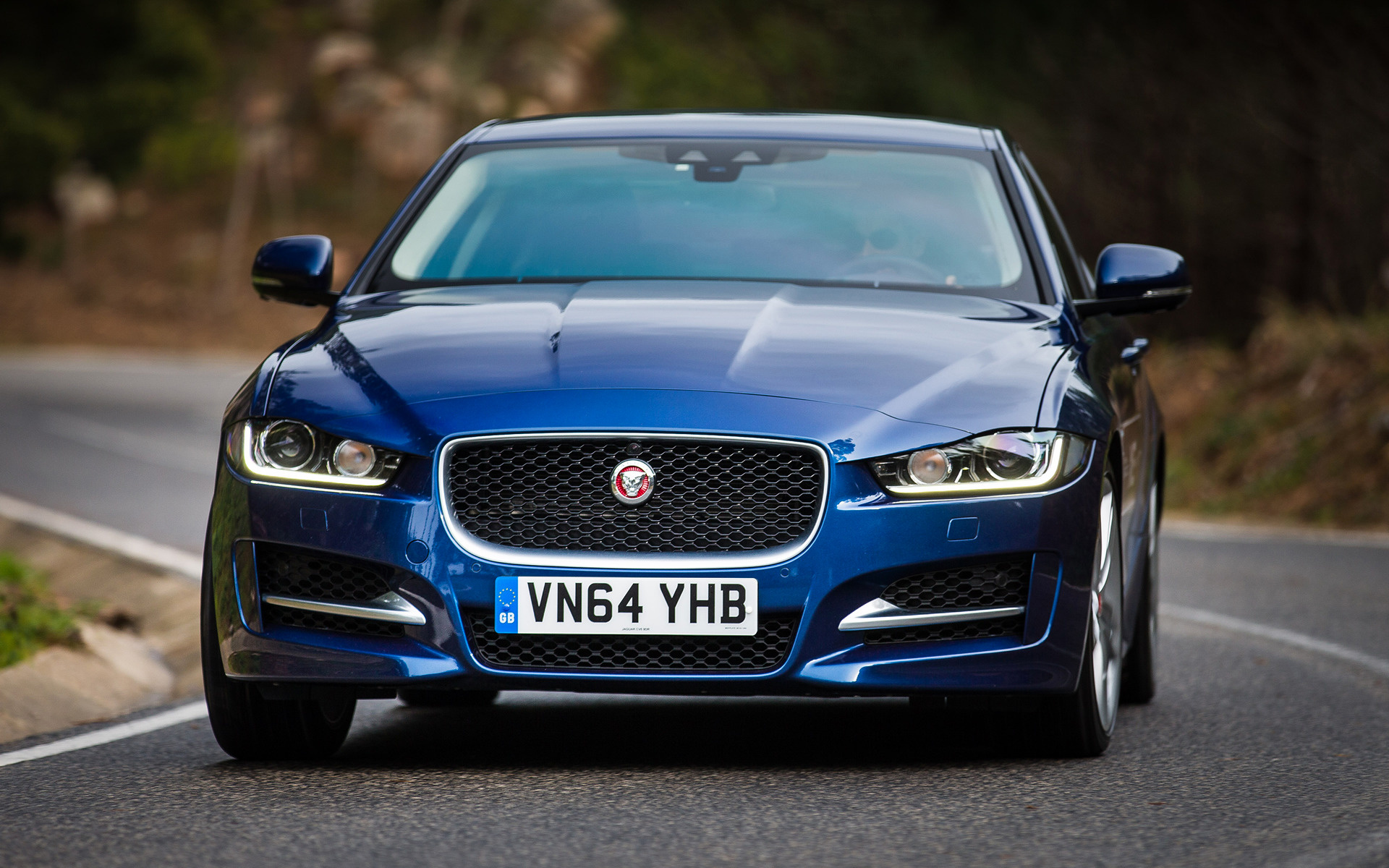 2015 Jaguar Xe R Sport Wallpapers And Hd Images Car Pixel