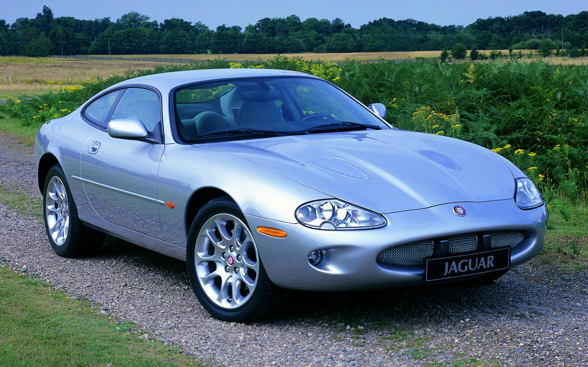 Delightful 1998 Jaguar XKR Coupe