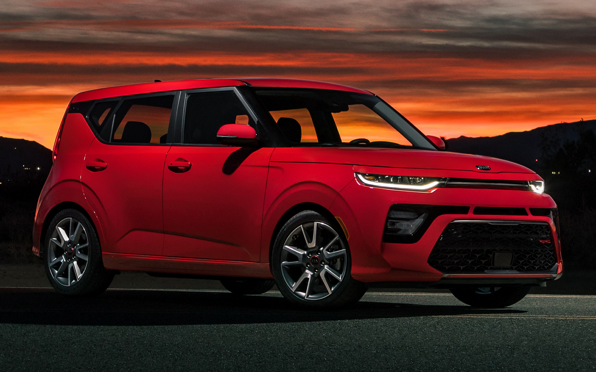 2020 Kia Soul GT-Line (US) - Wallpapers and HD Images ...