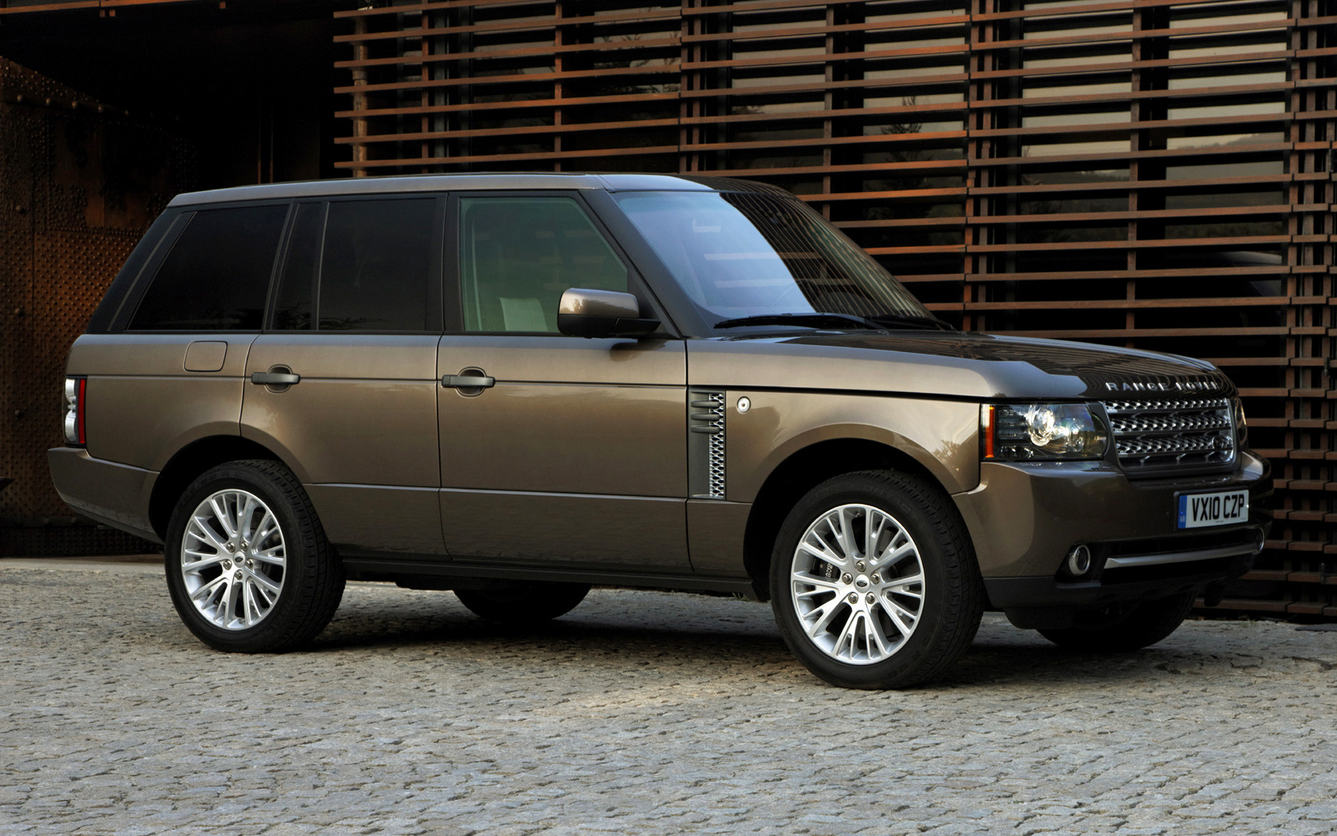 Land Rover Autobiography >> 2009 Range Rover Autobiography - Wallpapers and HD Images | Car Pixel