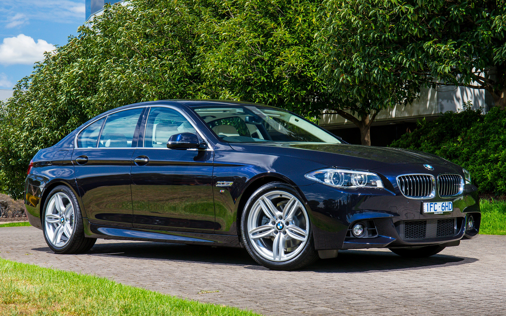 2013 Bmw 5 Series M Sport Au Wallpapers And Hd Images