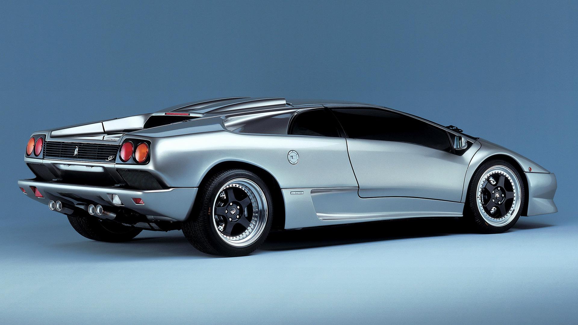 1998 Lamborghini Diablo Sv Wallpapers And Hd Images Car Pixel