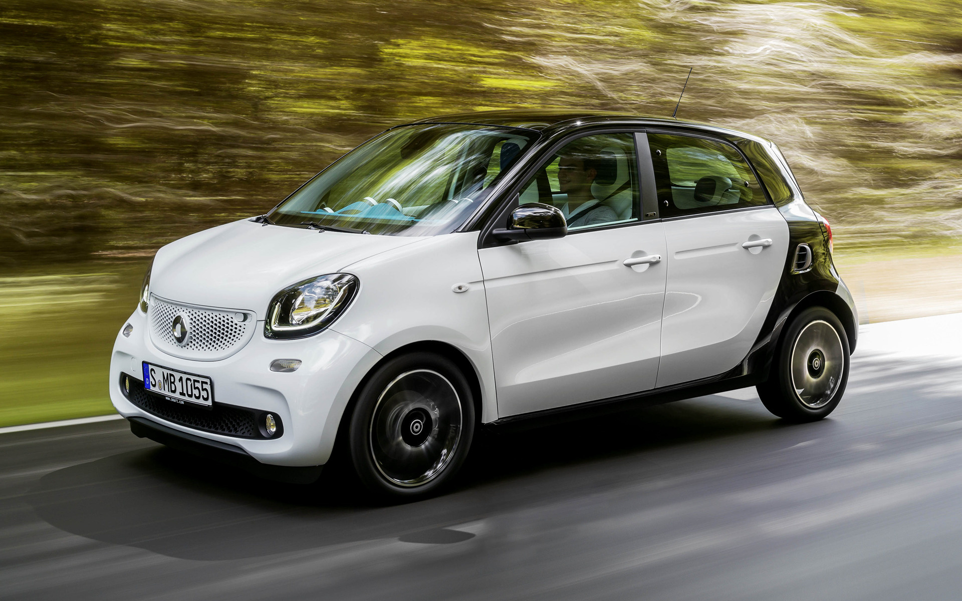 smart forfour proxy 2014 wallpapers and hd images car pixel. Black Bedroom Furniture Sets. Home Design Ideas