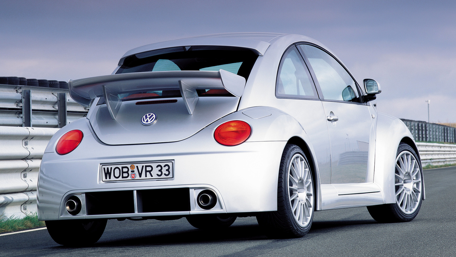 volkswagen new beetle rsi 2001 wallpapers and hd images car pixel. Black Bedroom Furniture Sets. Home Design Ideas