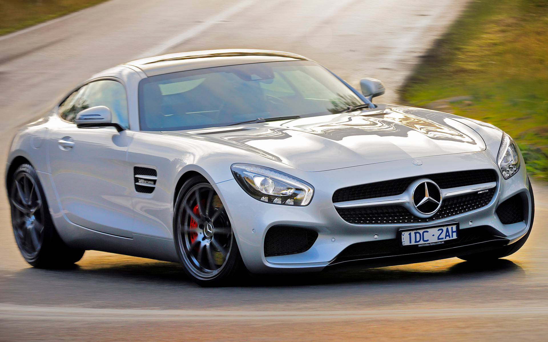 Mercedes Amg Gt Wallpaper: Mercedes-AMG GT S (2015) AU Wallpapers And HD Images