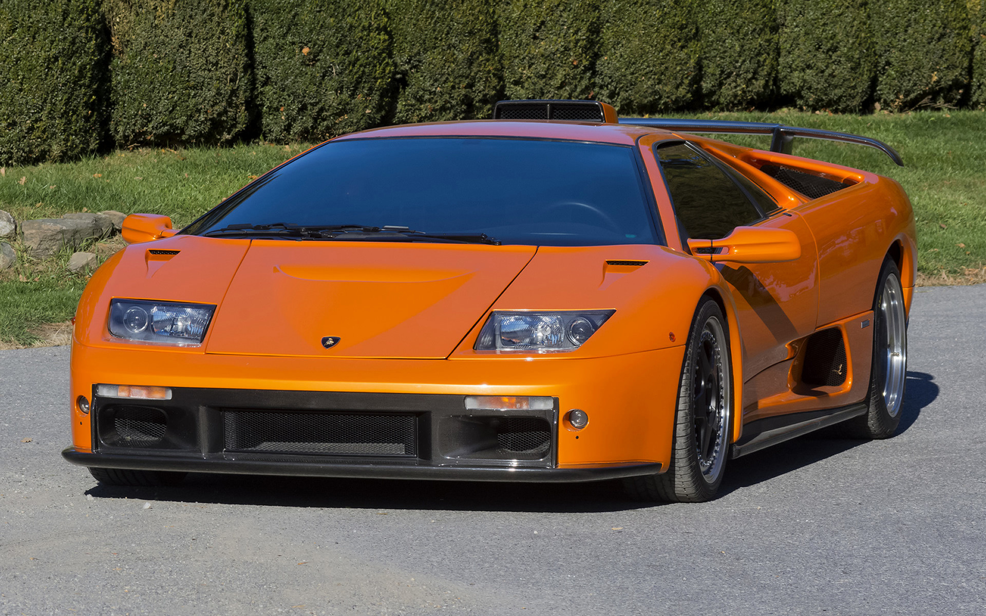 1999 Lamborghini Diablo Gt Wallpapers And Hd Images Car Pixel