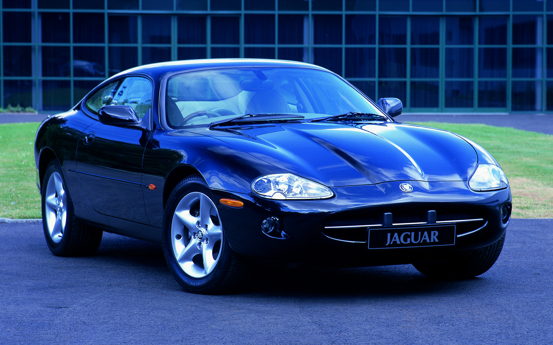 1996 Jaguar XK8 Coupe (UK) - Wallpapers and HD Images ...