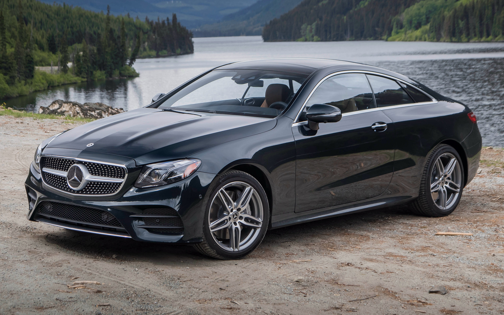 2016 Hyundai Genesis Coupe >> 2018 Mercedes-Benz E-Class Coupe AMG Styling (US ...