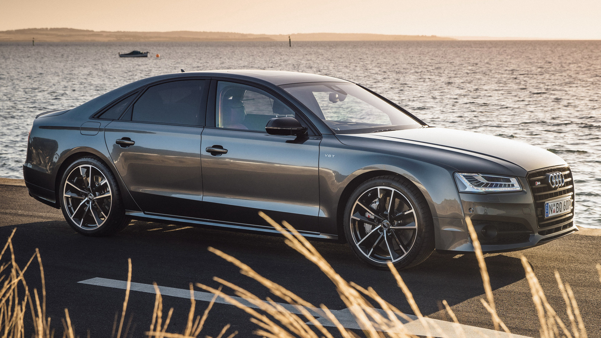 2016 Audi S8 Plus (AU) - Wallpapers And HD Images