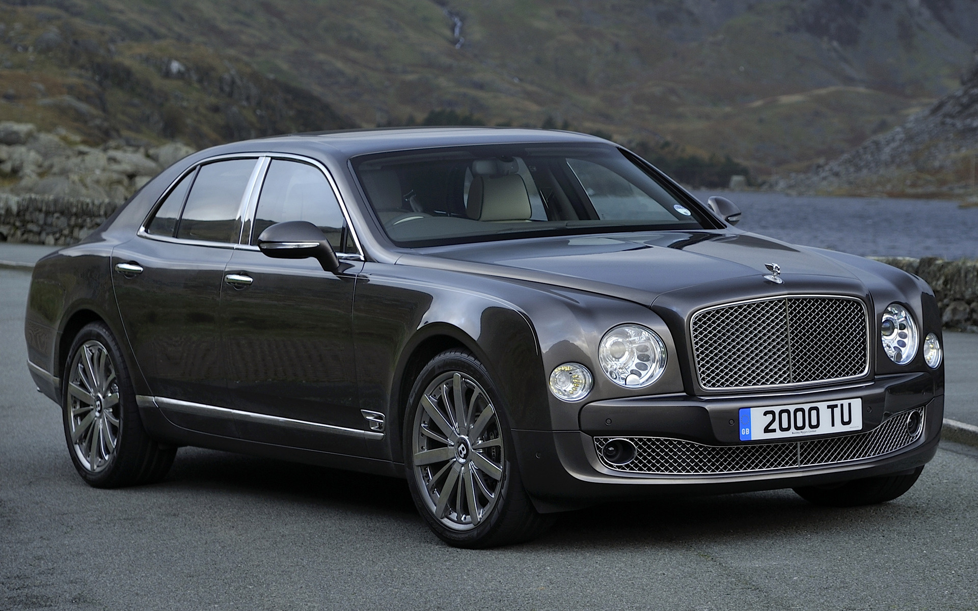 Bentley Mulsanne The Ultimate Grand Tourer (2013) UK Wallpapers and ...
