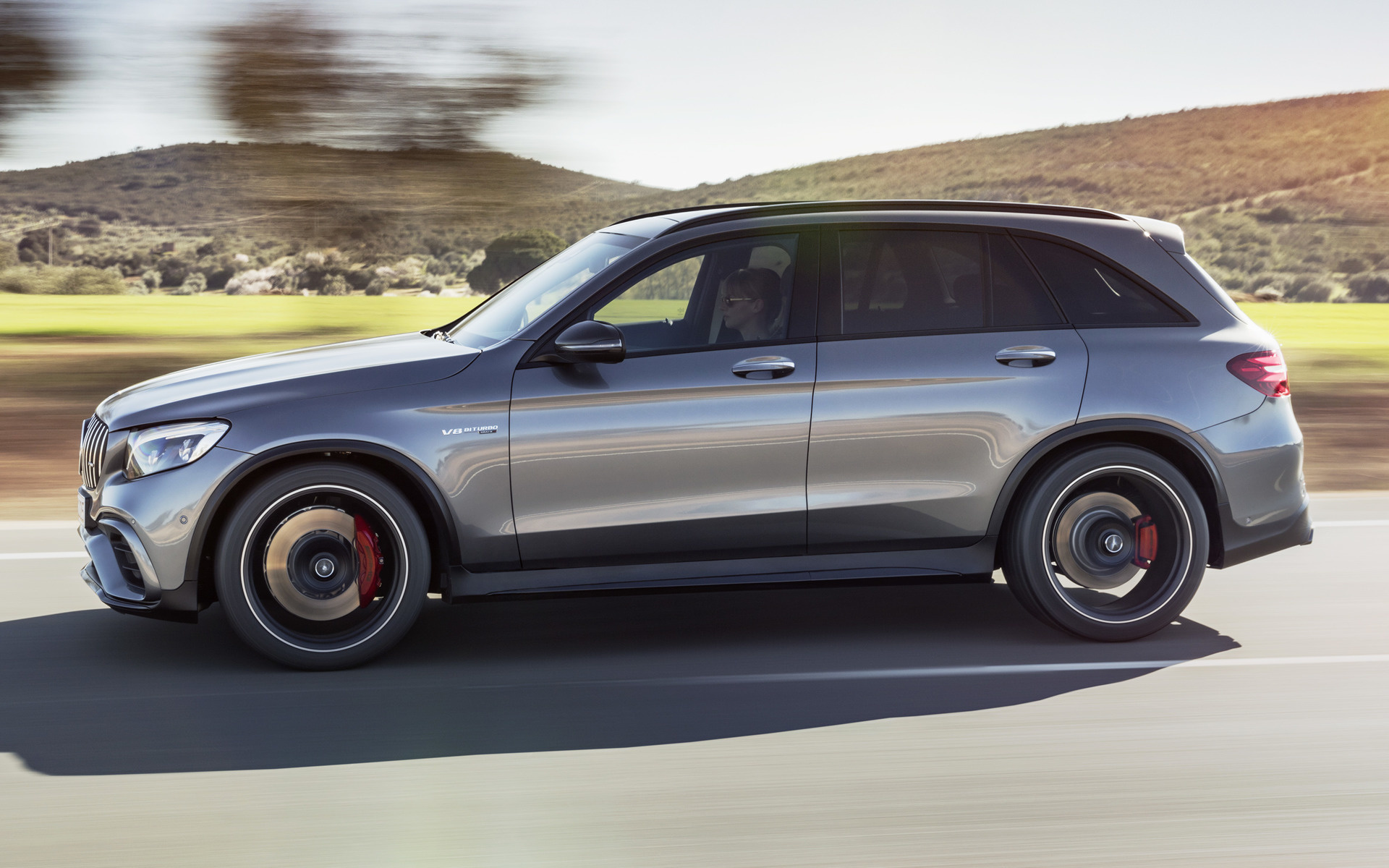 mercedes-amg glc 63 s (2017) wallpapers and hd images - car pixel