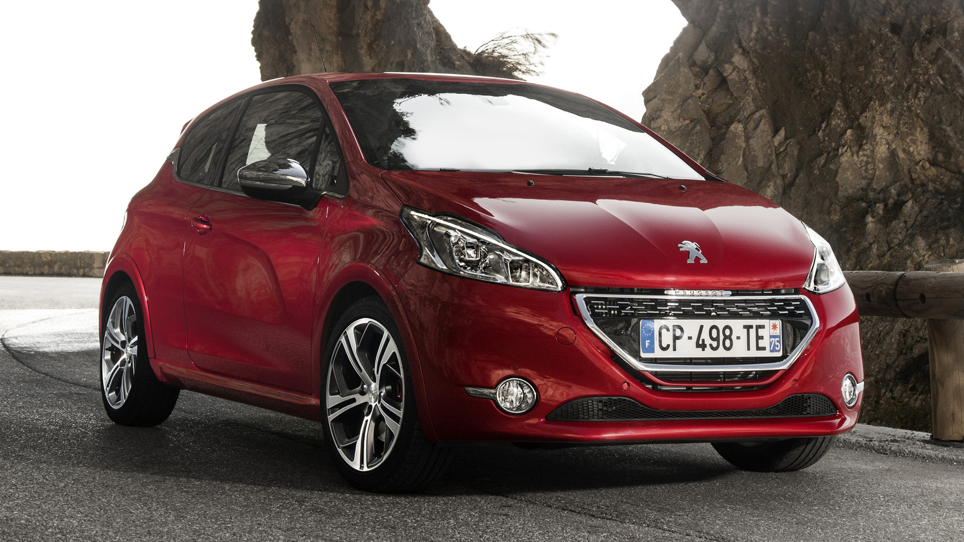 peugeot 208 gti 2012 wallpapers and hd images car pixel. Black Bedroom Furniture Sets. Home Design Ideas