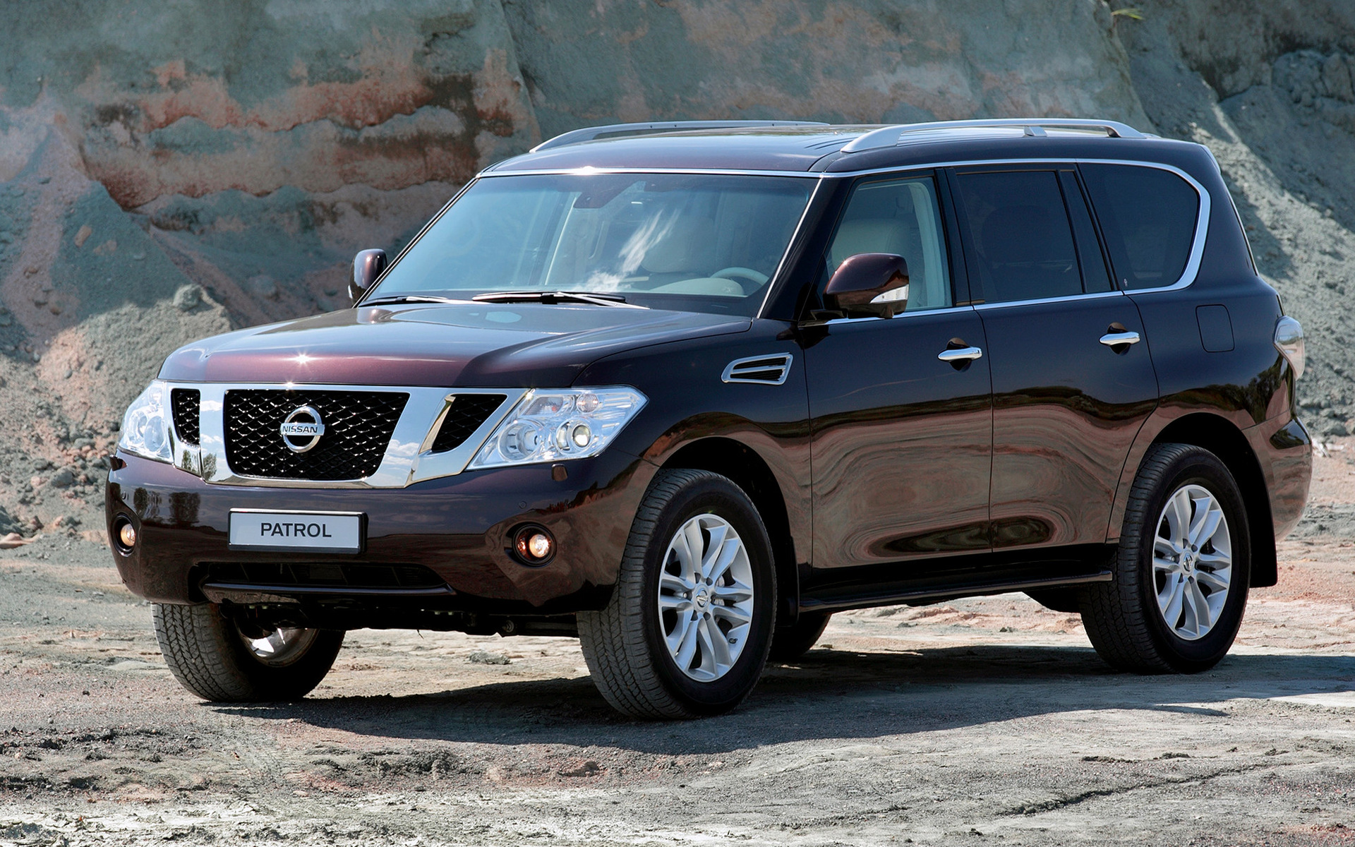 2010 Nissan Patrol Wallpapers And Hd Images Car Pixel
