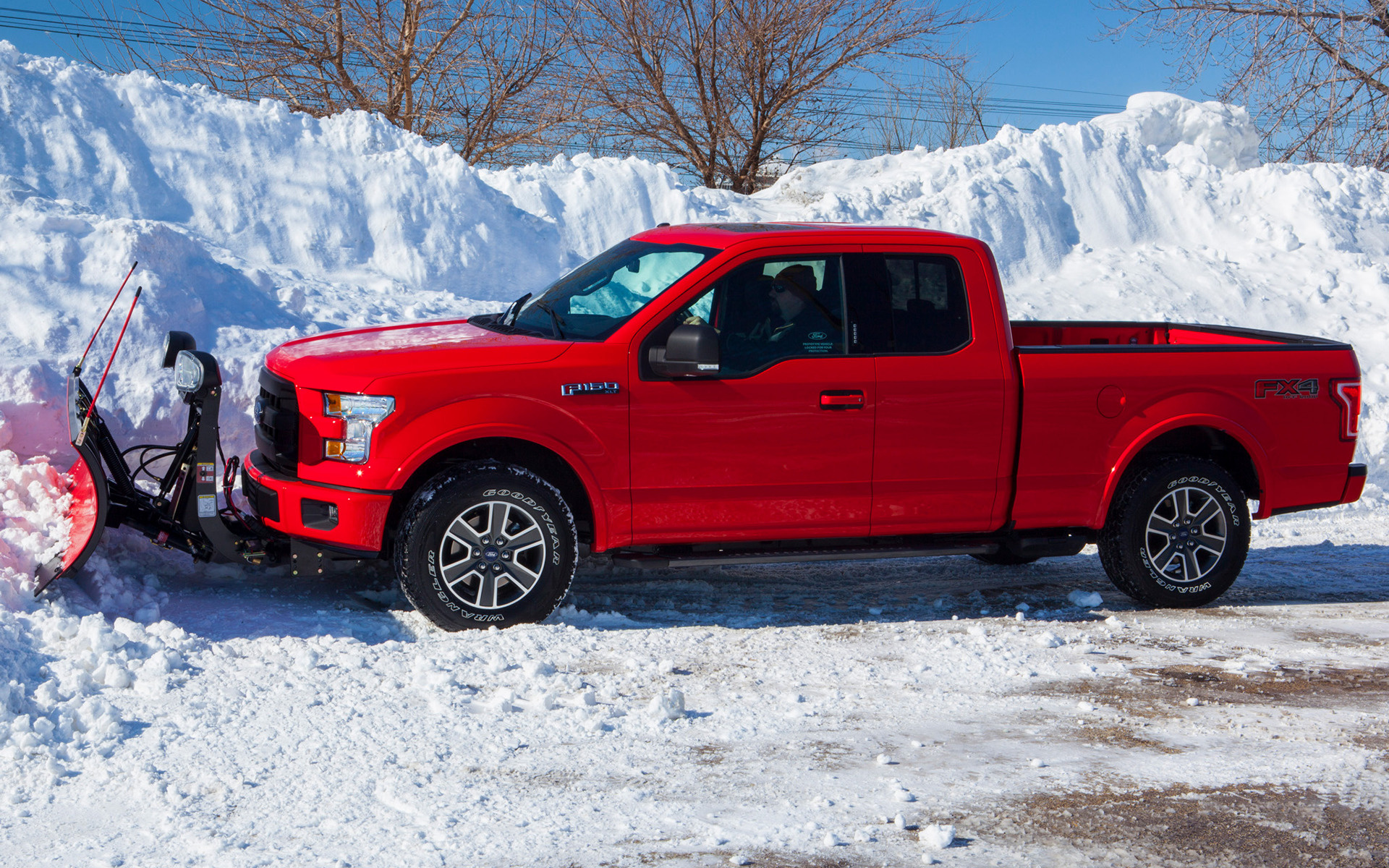 F 150 Tremor >> 2015 Ford F-150 XLT FX4 SuperCab - Wallpapers and HD ...
