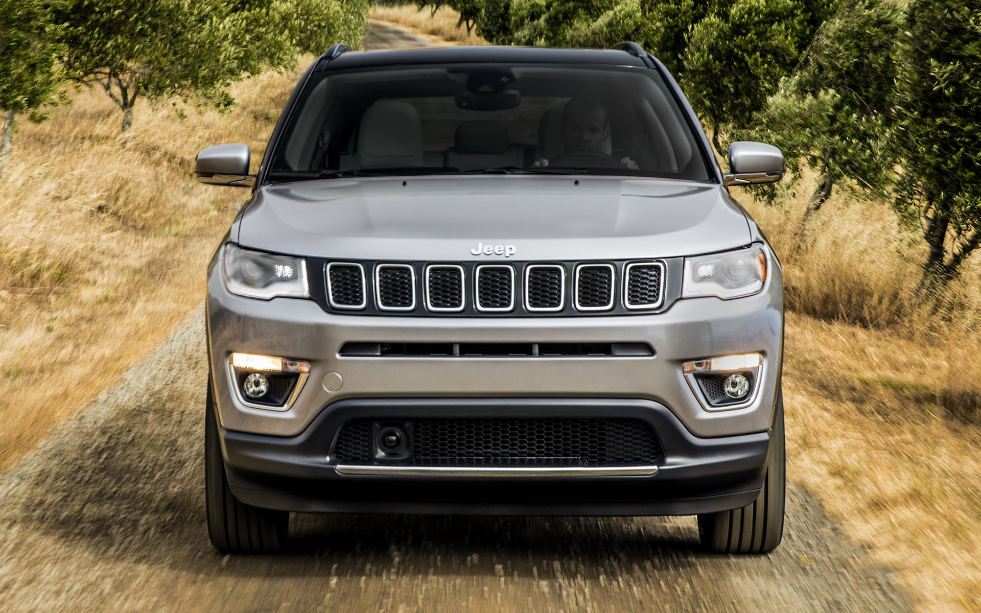 2017 Jeep Compass Limited - Wallpapers and HD Images   Car ...