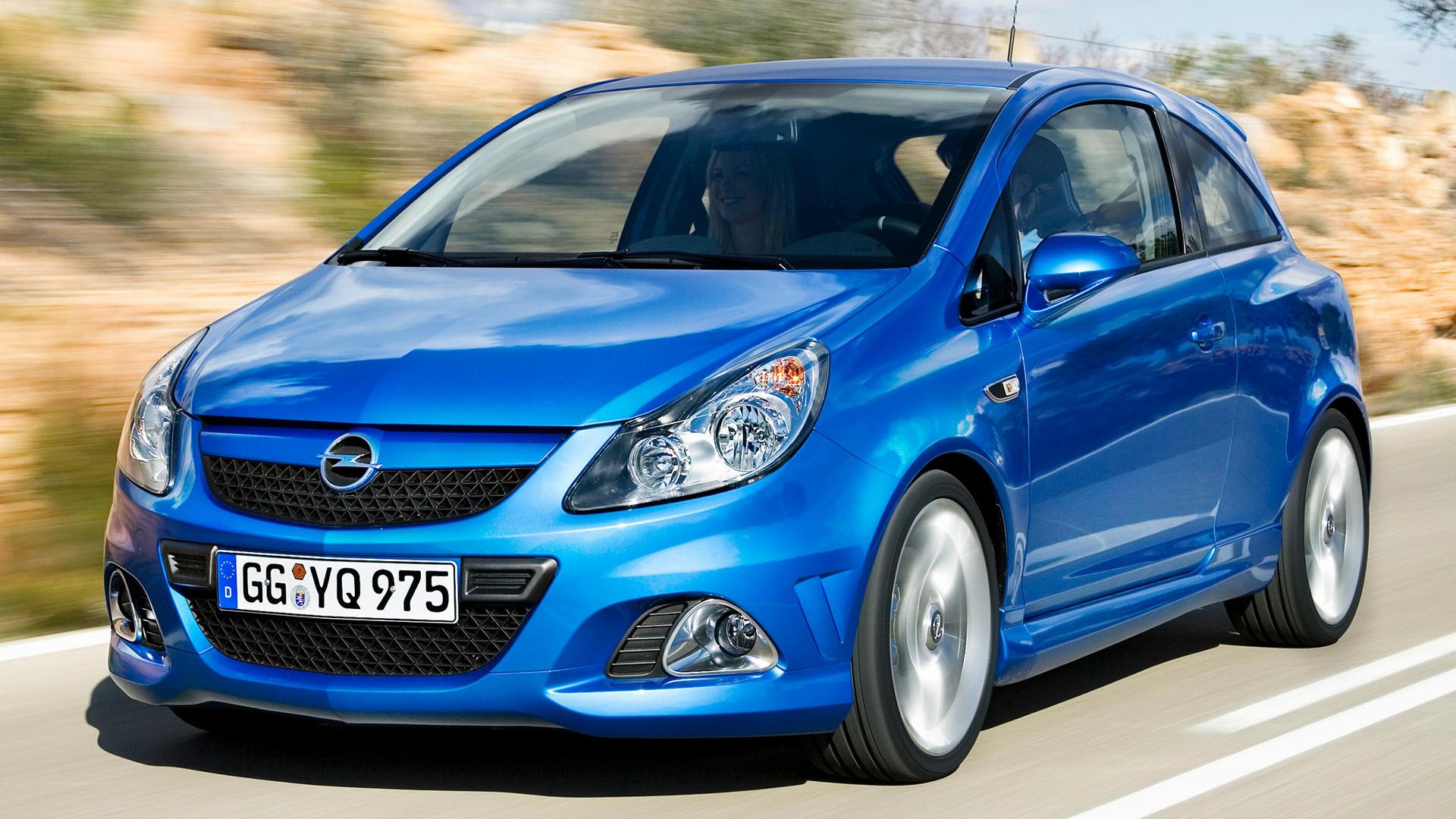 2007 Opel Corsa Opc 3 Door Wallpapers And Hd Images Car Pixel