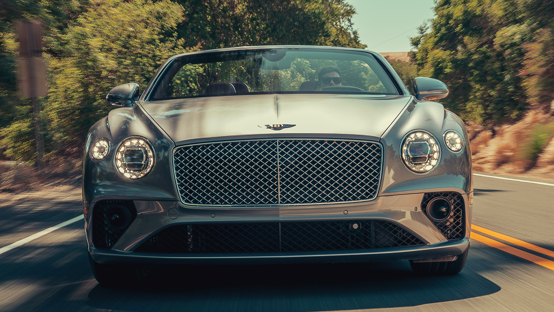 2020 Bentley Continental Gt V8 Convertible Us