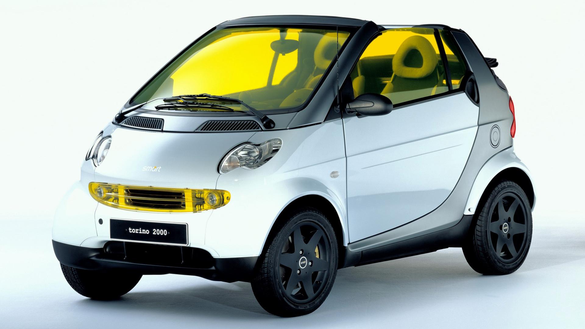 smart torino 2000 concept 2000 wallpapers and hd images car pixel. Black Bedroom Furniture Sets. Home Design Ideas