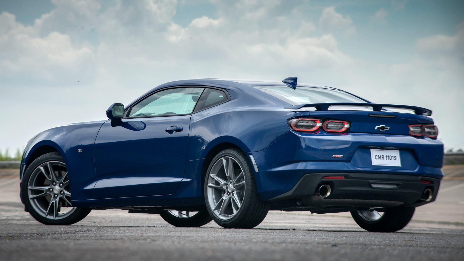 2019 Chevrolet Camaro SS (BR) - Wallpapers and HD Images ...