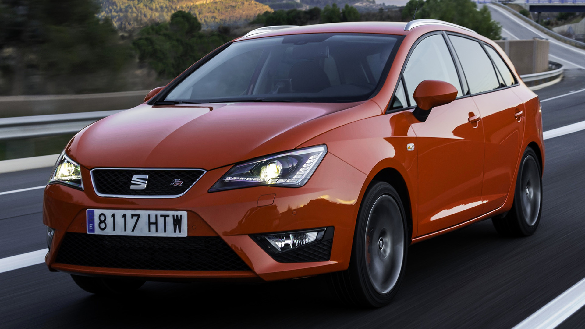 seat ibiza st fr 2012 wallpapers and hd images car pixel. Black Bedroom Furniture Sets. Home Design Ideas