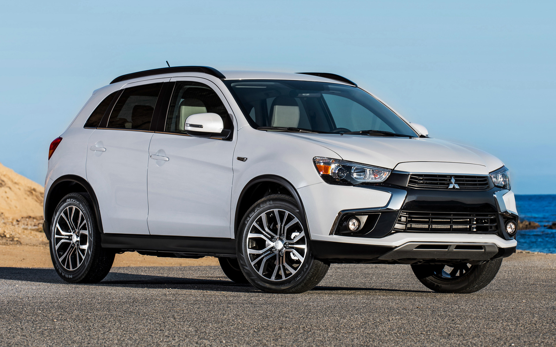 Mitsubishi outlander sport 2016 wallpapers and hd images car pixel wide 85 mitsubishi outlander sport asfbconference2016 Gallery