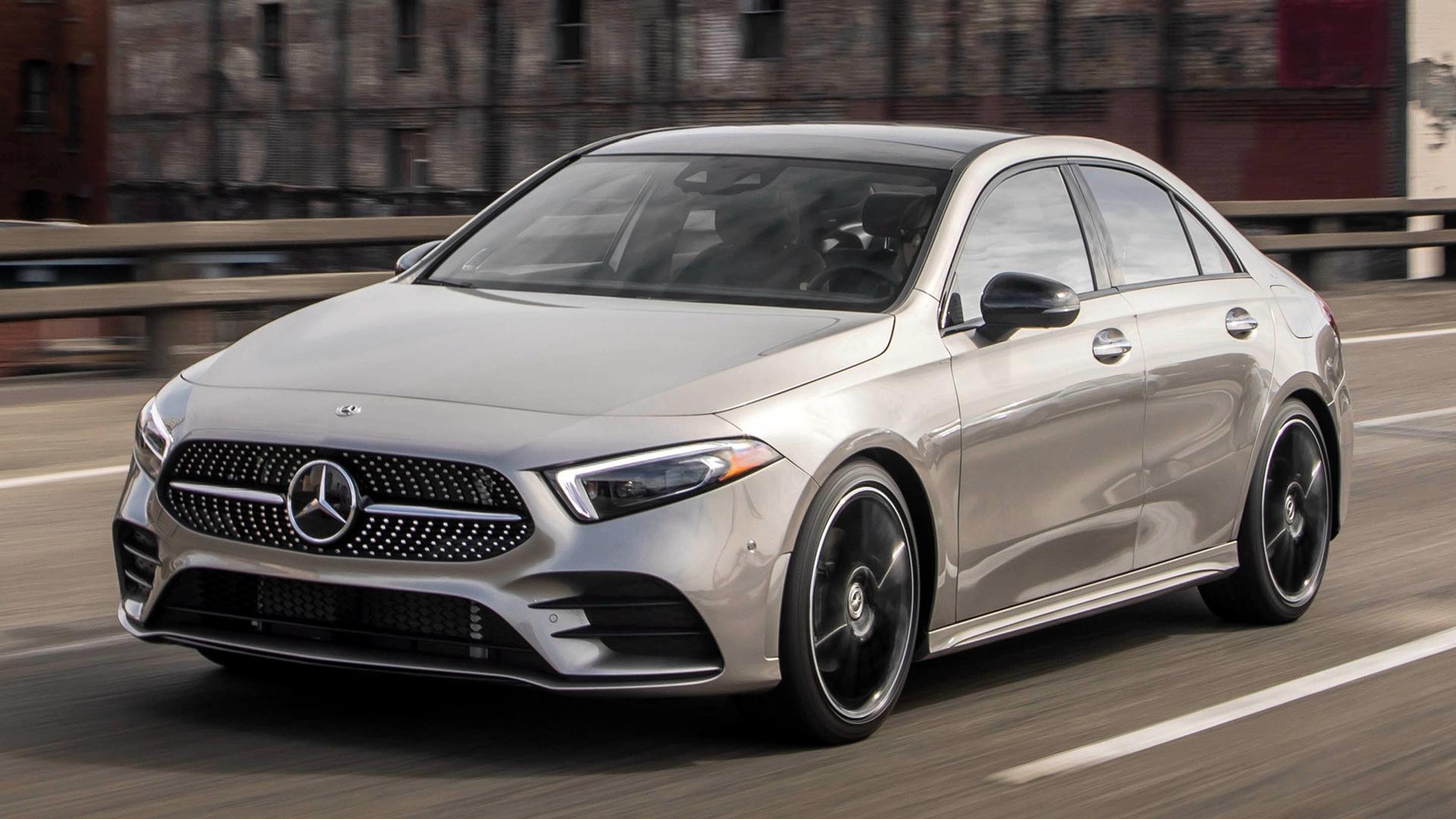 2019 Mercedes-Benz A-Class Sedan AMG Styling (US ...
