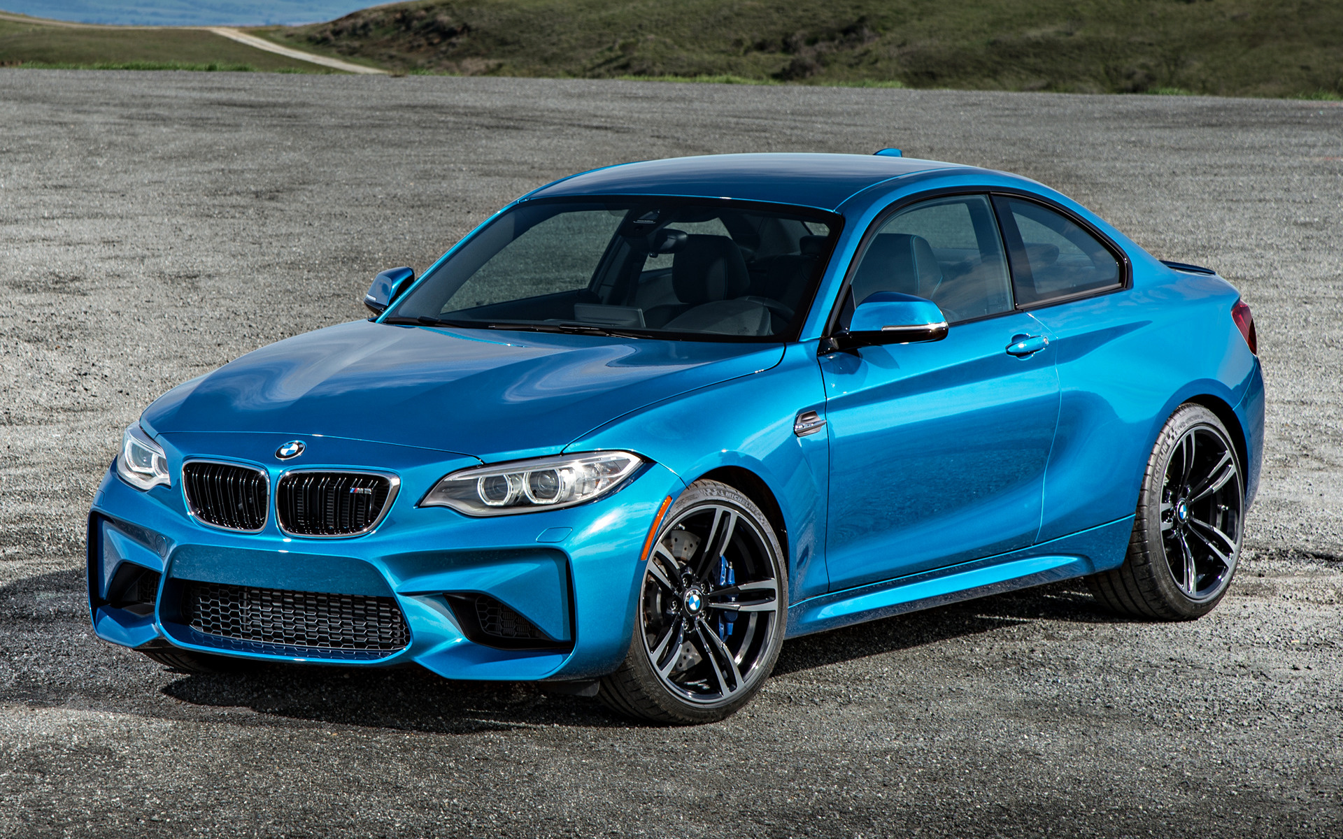 BMW M2 Coupe (2016) US Wallpapers and HD Images - Car Pixel