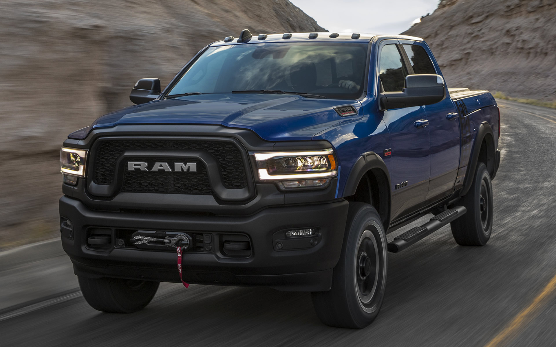 Ed Martin Gmc >> 2019 Ram 2500 Power Wagon Crew Cab - Wallpapers and HD ...