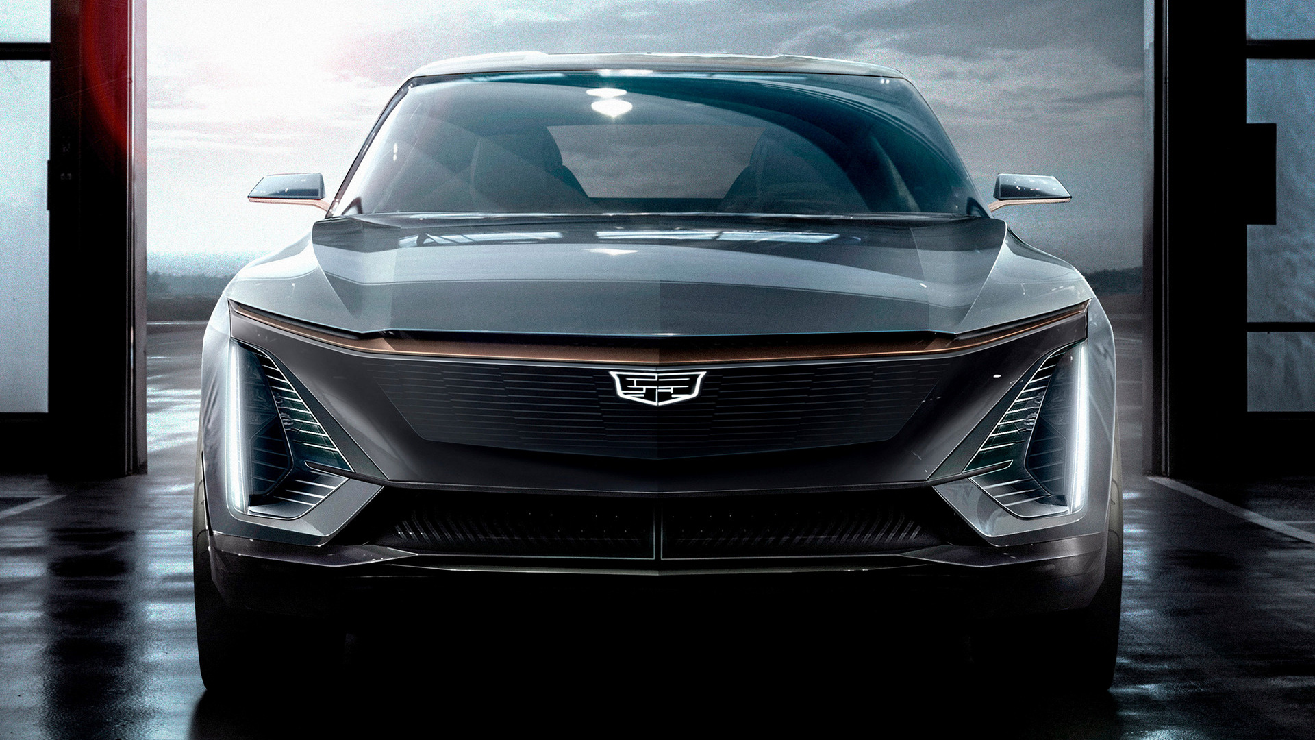 2019 Cadillac EV Concept - Wallpapers and HD Images | Car ...