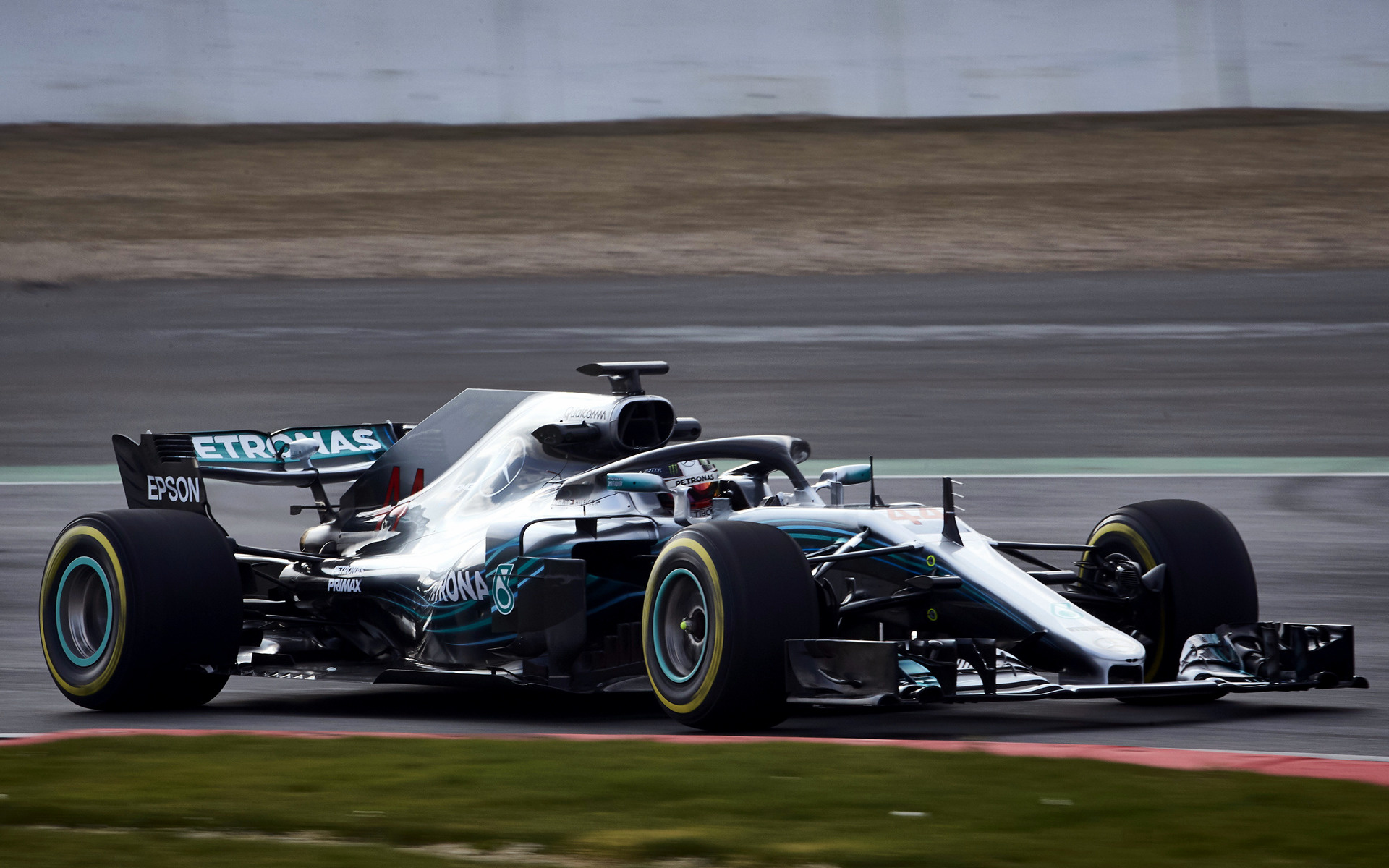 2018 Mercedes Amg F1 W09 Eq Power Wallpapers And Hd Images Car