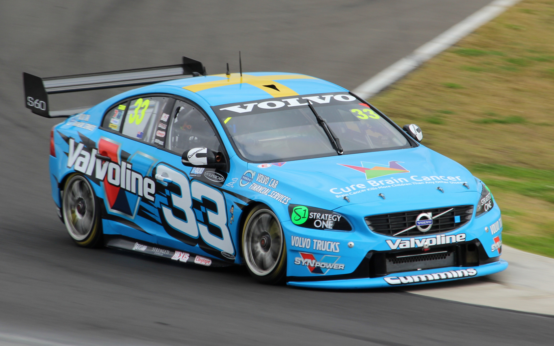 Volvo S60 V8 Supercar 2014 Wallpapers And HD Images