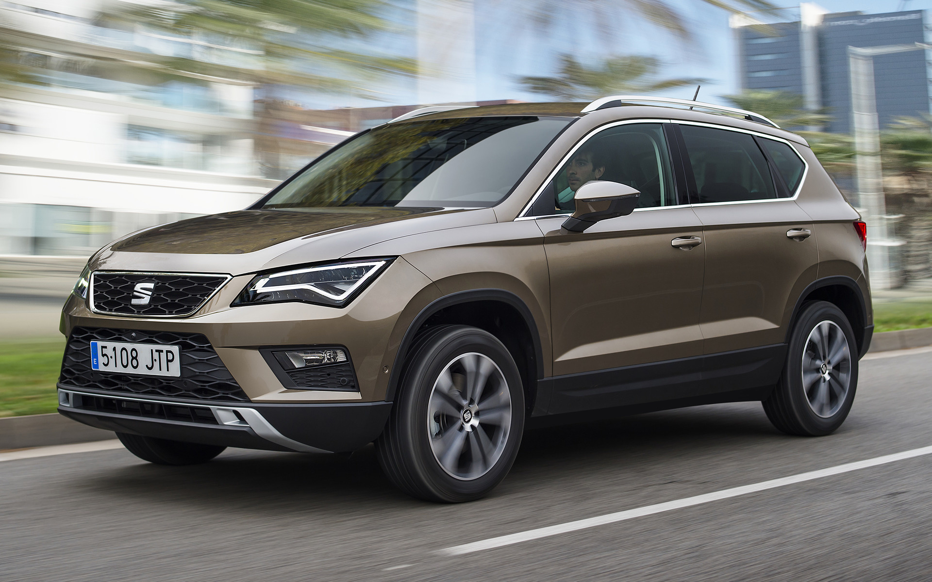 2016 Seat Ateca Wallpapers And Hd Images Car Pixel
