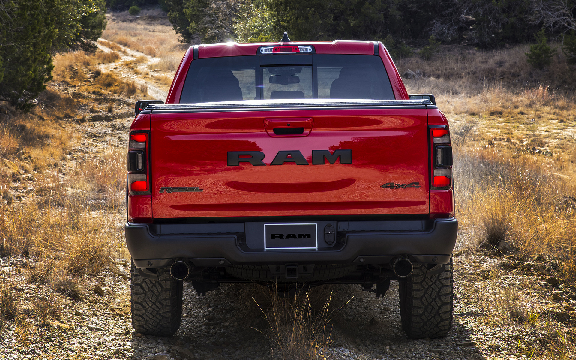 Ram Big Horn >> 2019 Ram 1500 Rebel Quad Cab - Wallpapers and HD Images ...