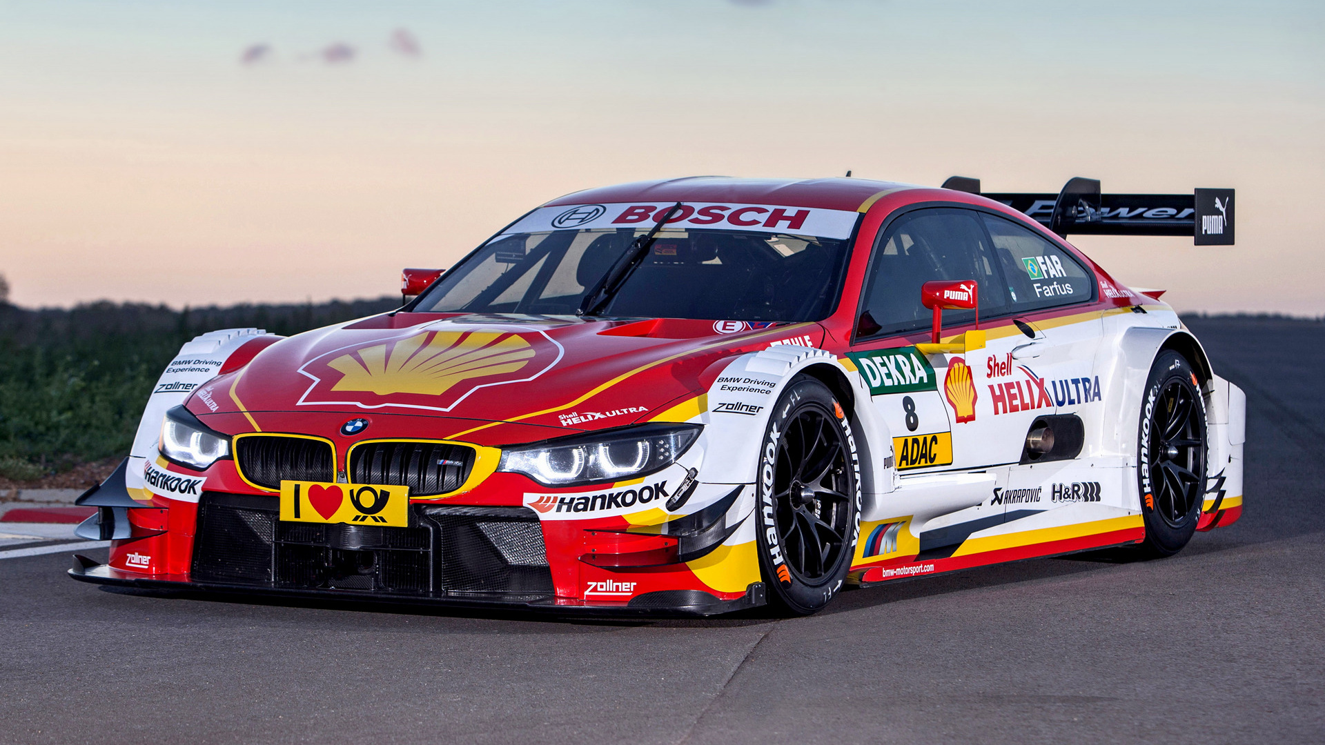 2014 Bmw M4 Dtm Wallpapers And Hd Images Car Pixel