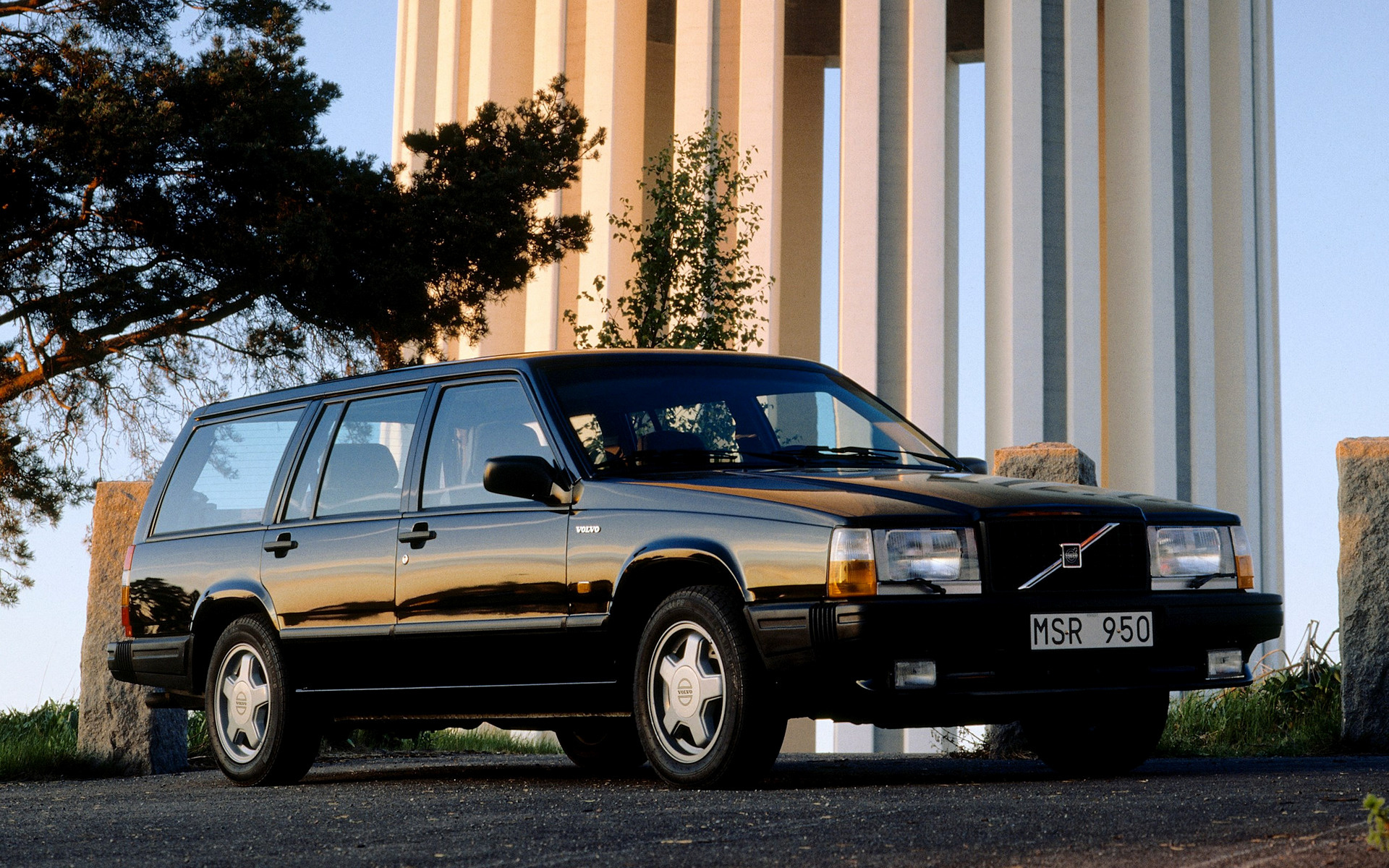 1985 Volvo 740 Turbo Kombi - Wallpapers and HD Images ...